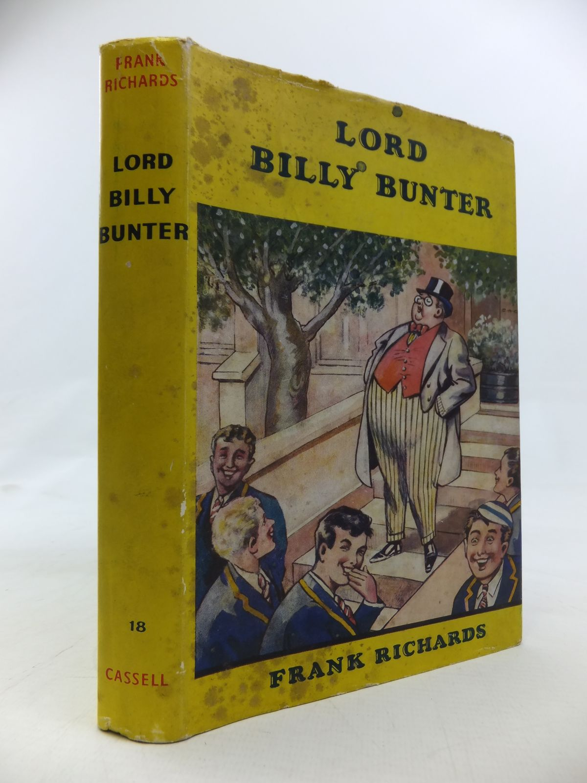 Photo of LORD BILLY BUNTER