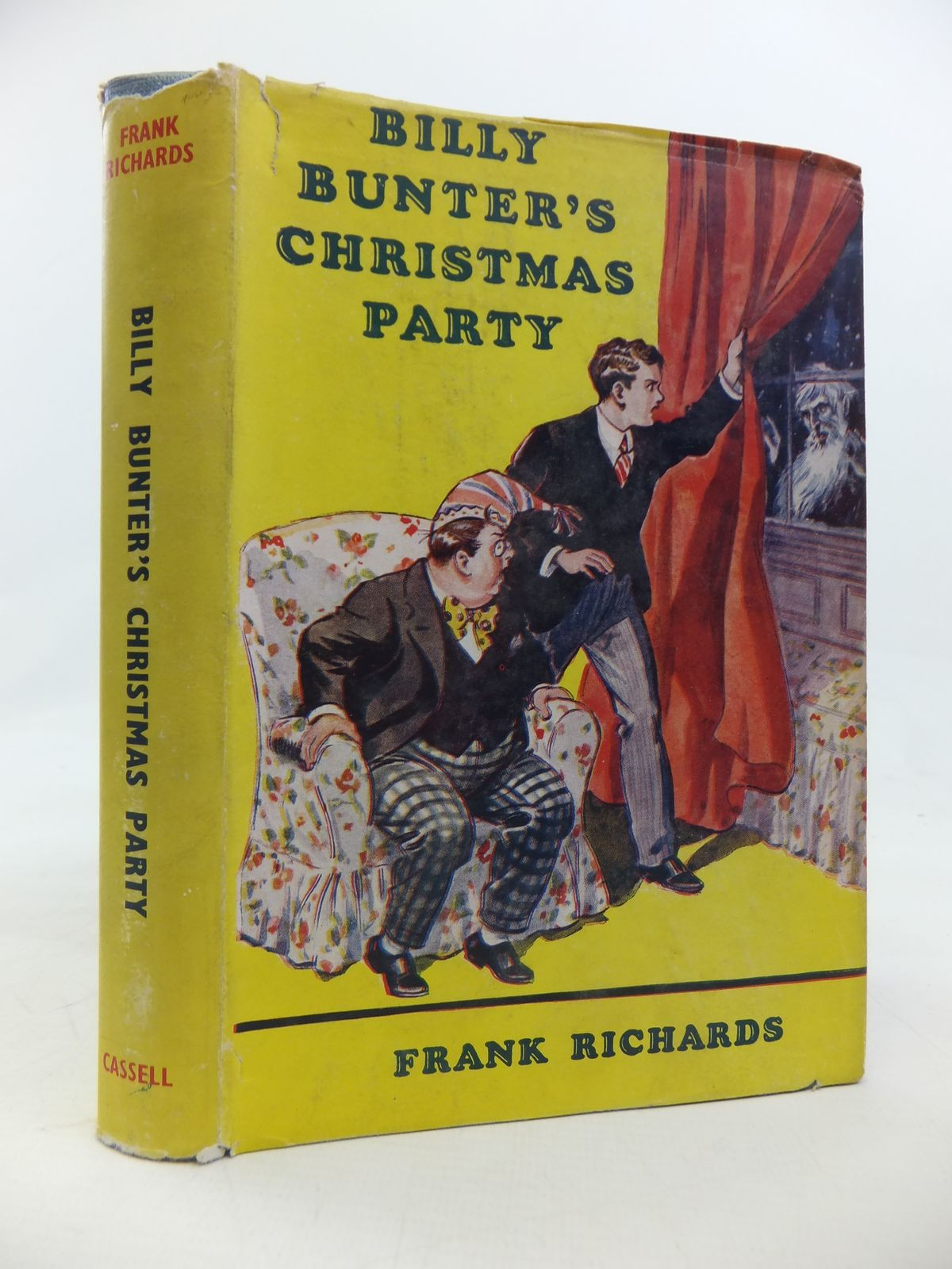 Photo of BILLY BUNTER'S CHRISTMAS PARTY