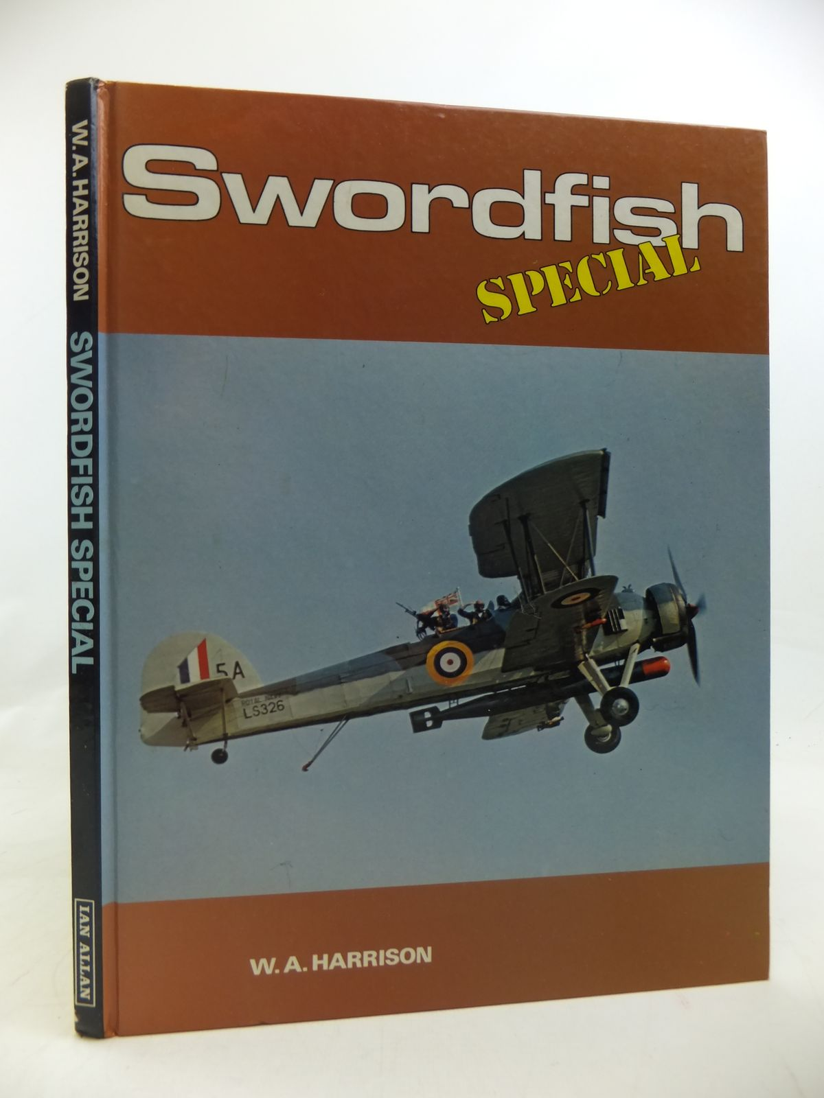 Photo of SWORDFISH SPECIAL written by Harrison, W.A. published by Ian Allan Ltd. (STOCK CODE: 2115643)  for sale by Stella & Rose's Books