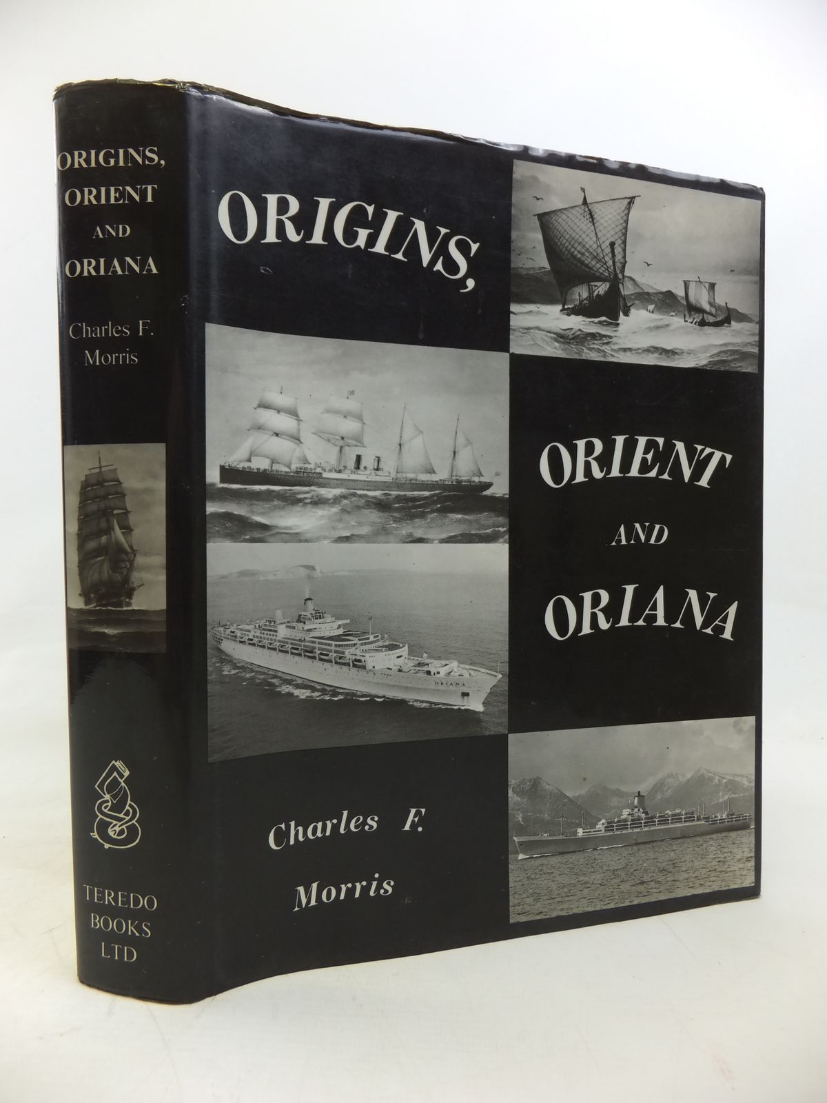 Photo of ORIGINS ORIENT AND ORIANA written by Morris, Charles F. published by Teredo Books (STOCK CODE: 2115673)  for sale by Stella & Rose's Books