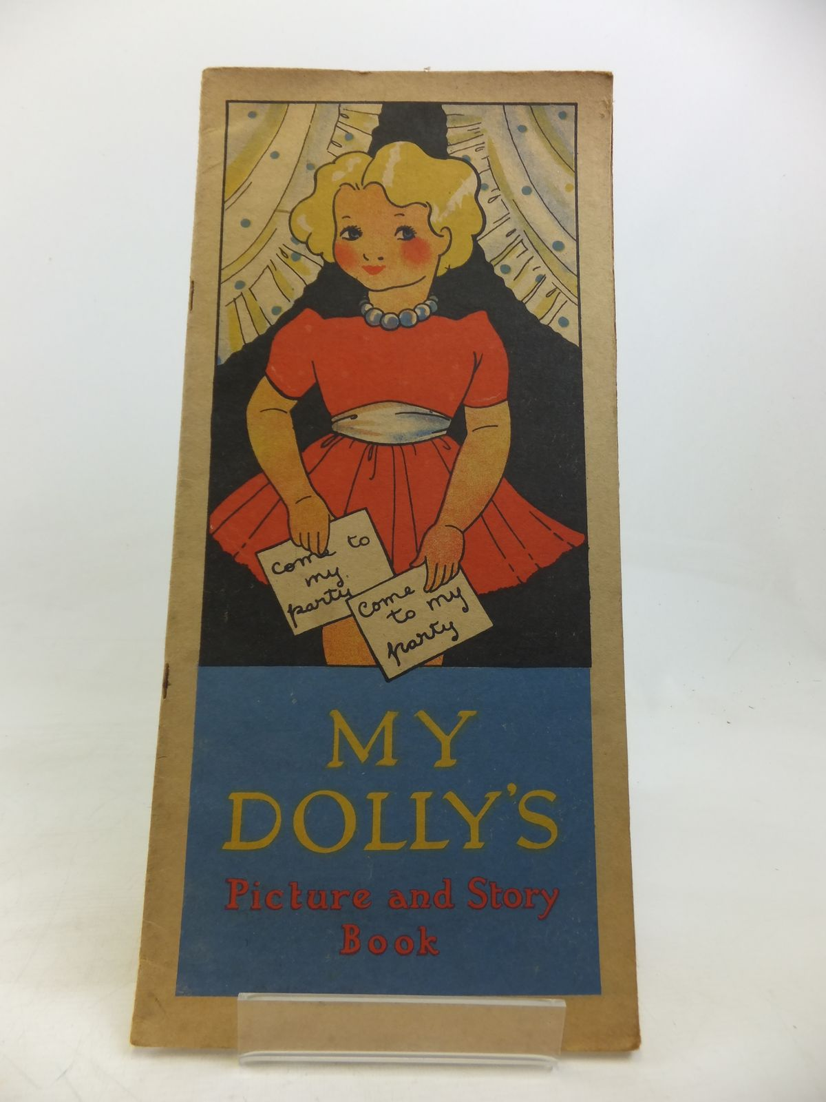 Photo of MY DOLLY'S PICTURE AND STORY BOOK