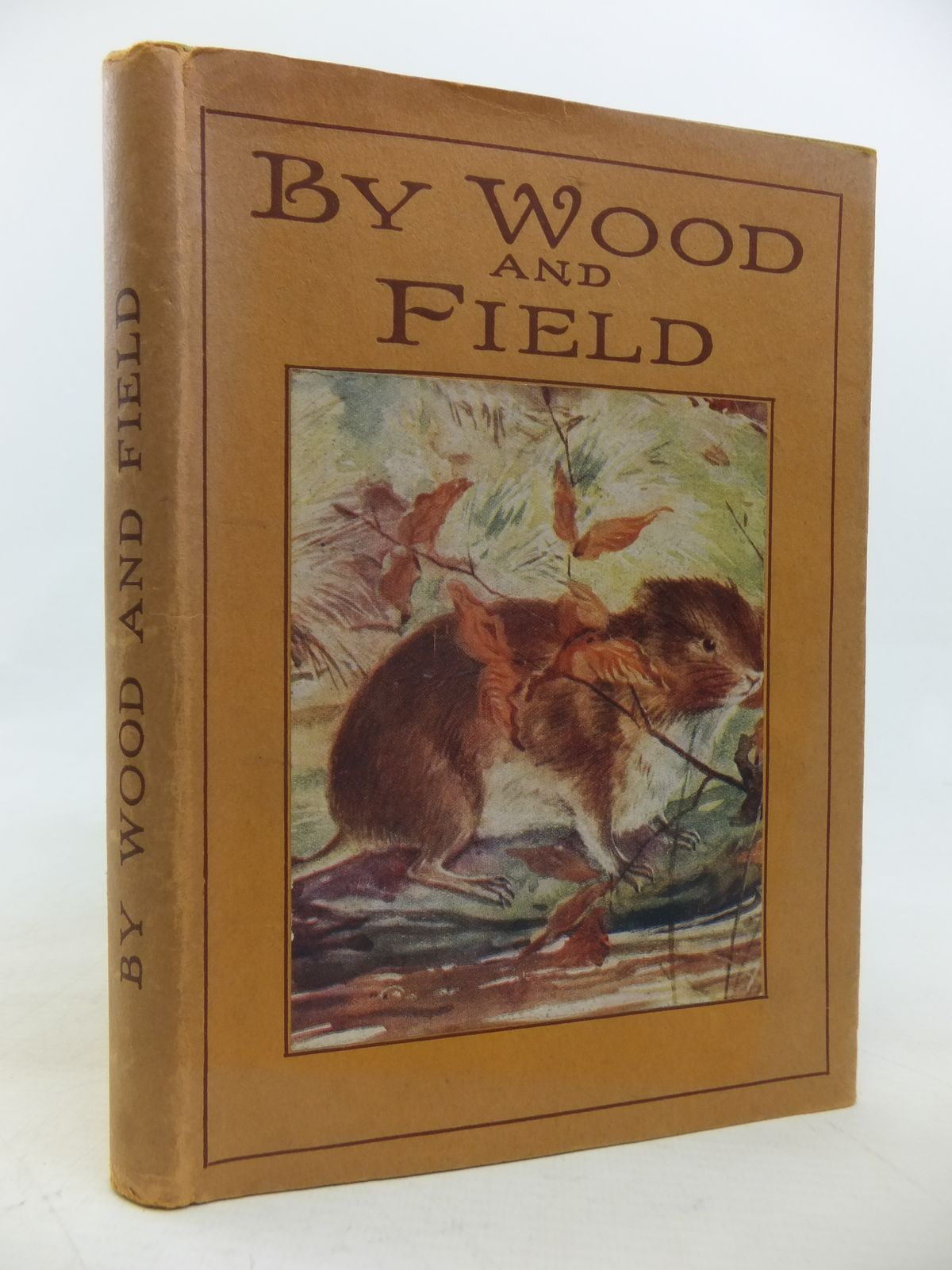 Photo of BY WOOD AND FIELD (DIGGERS AND BUILDERS) written by Hudson, R. published by Collins Clear-Type Press (STOCK CODE: 2115800)  for sale by Stella & Rose's Books