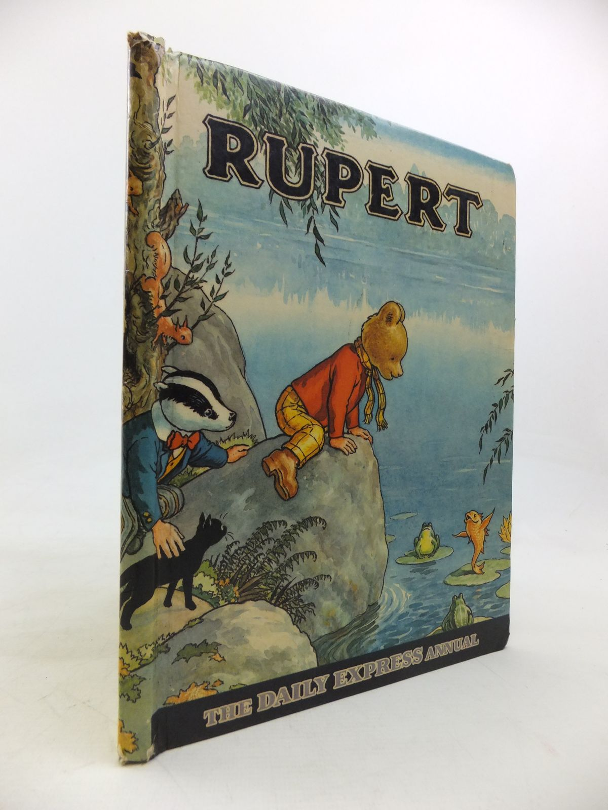 Photo of RUPERT ANNUAL 1969 written by Bestall, Alfred illustrated by Bestall, Alfred published by Daily Express (STOCK CODE: 2115810)  for sale by Stella & Rose's Books