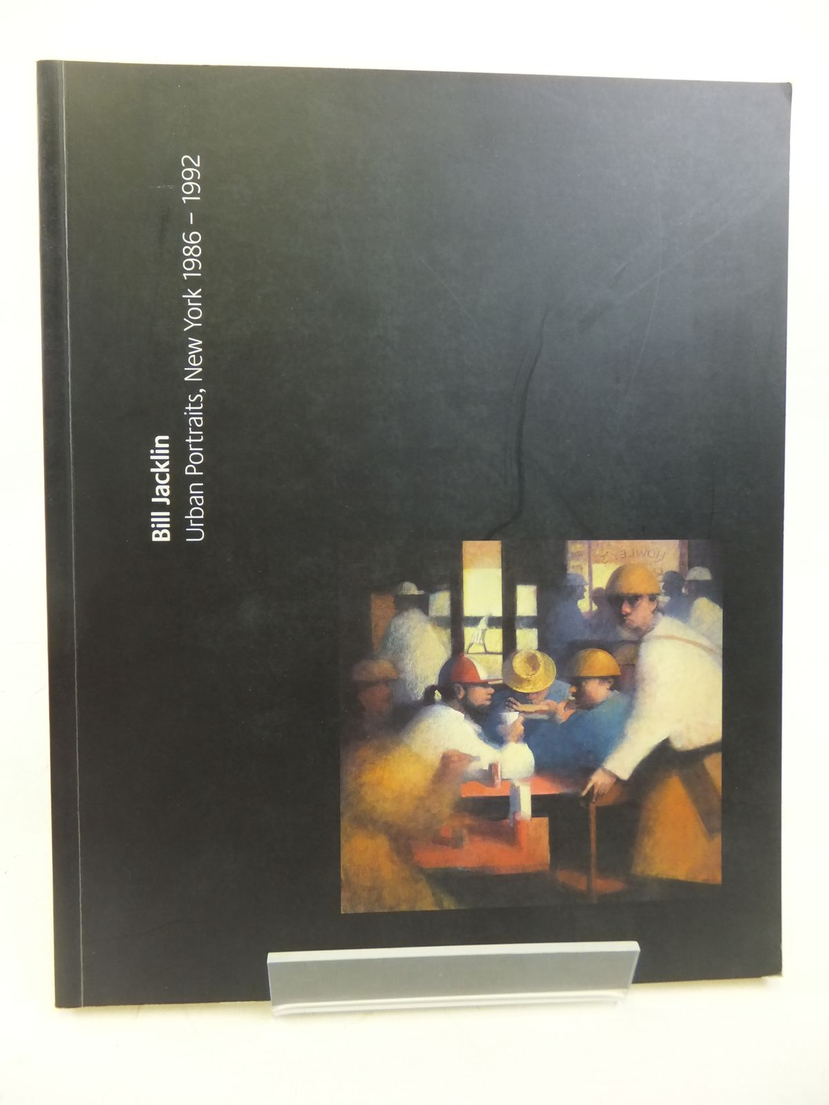 Photo of BILL JACKLIN URBAN PORTRAITS, NEW YORK 1986 - 1992 illustrated by Jacklin, Bill published by Museum Of Modern Art Oxford (STOCK CODE: 2115826)  for sale by Stella & Rose's Books