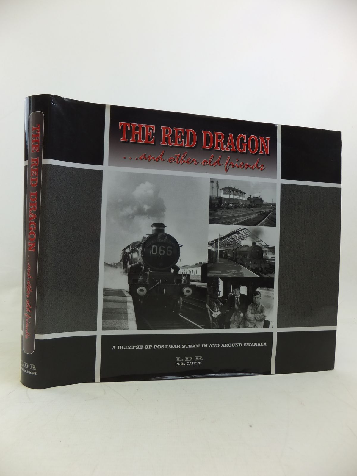 Photo of THE RED DRAGON ... AND OTHER OLD FRIENDS! written by Daniel, Ieuan<br />Haynes, Phil<br />Miles, Brian<br />Williams, Alan published by Ldr Publications (STOCK CODE: 2115874)  for sale by Stella & Rose's Books