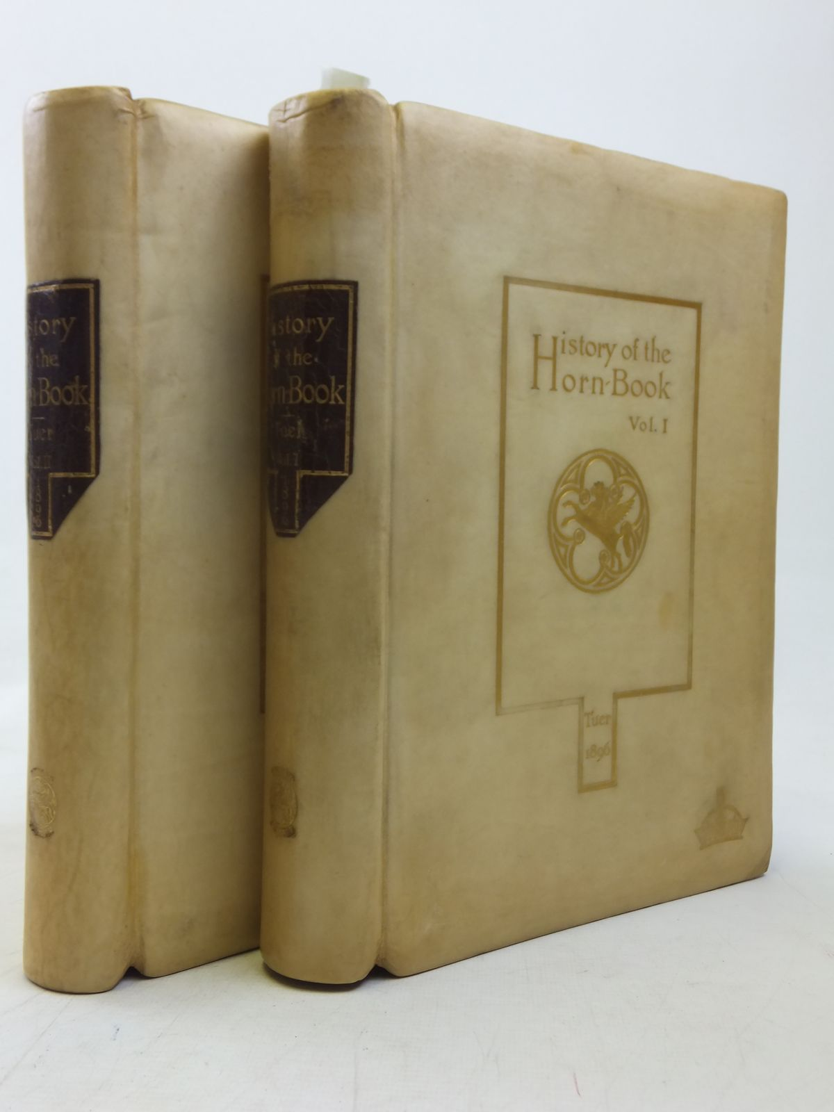 Photo of HISTORY OF THE HORN-BOOK (2 VOLUMES)