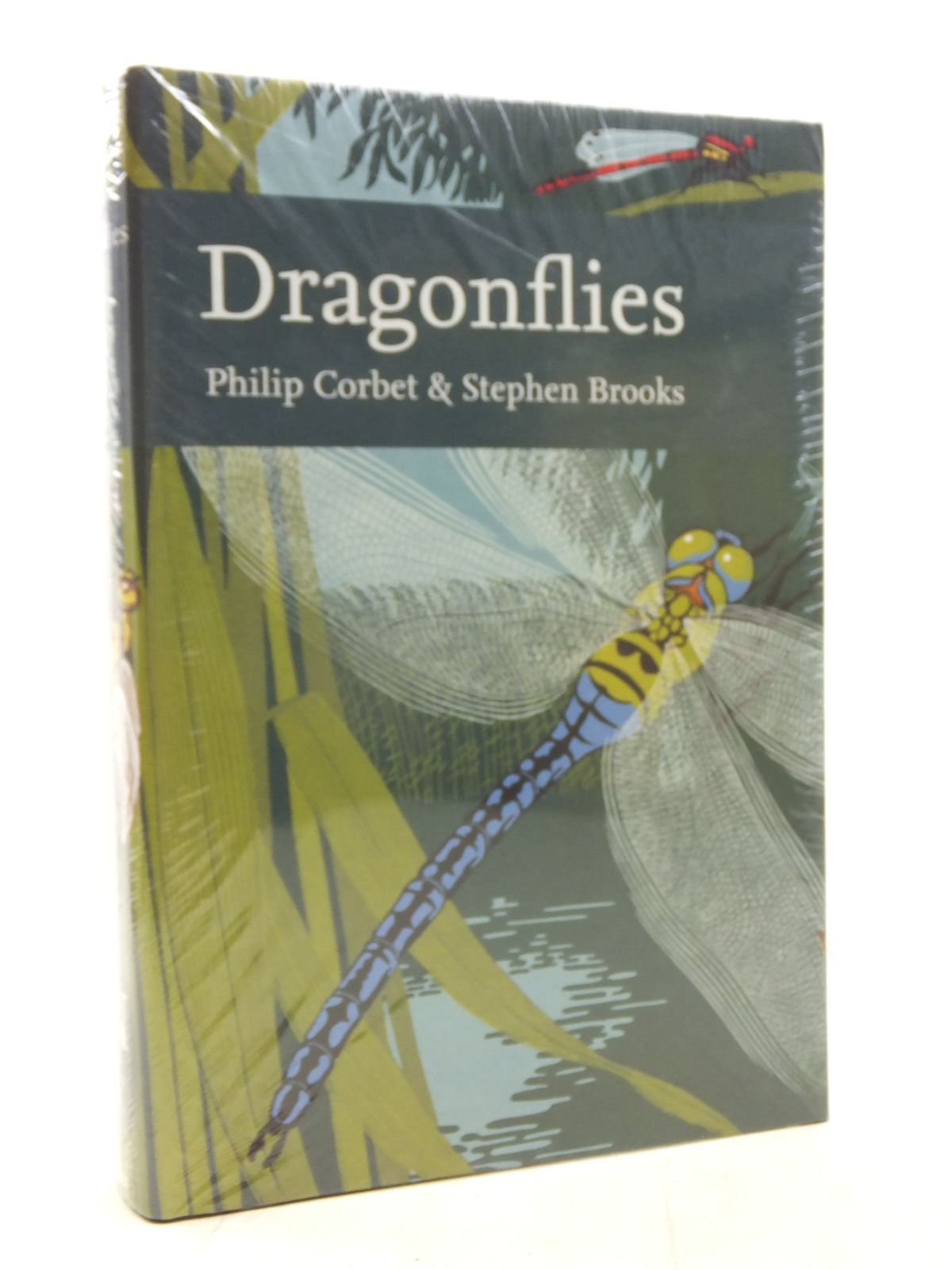 Photo of DRAGONFLIES (NN 106) written by Corbet, Philip<br />Brooks, Stephen published by Collins (STOCK CODE: 2116213)  for sale by Stella & Rose's Books