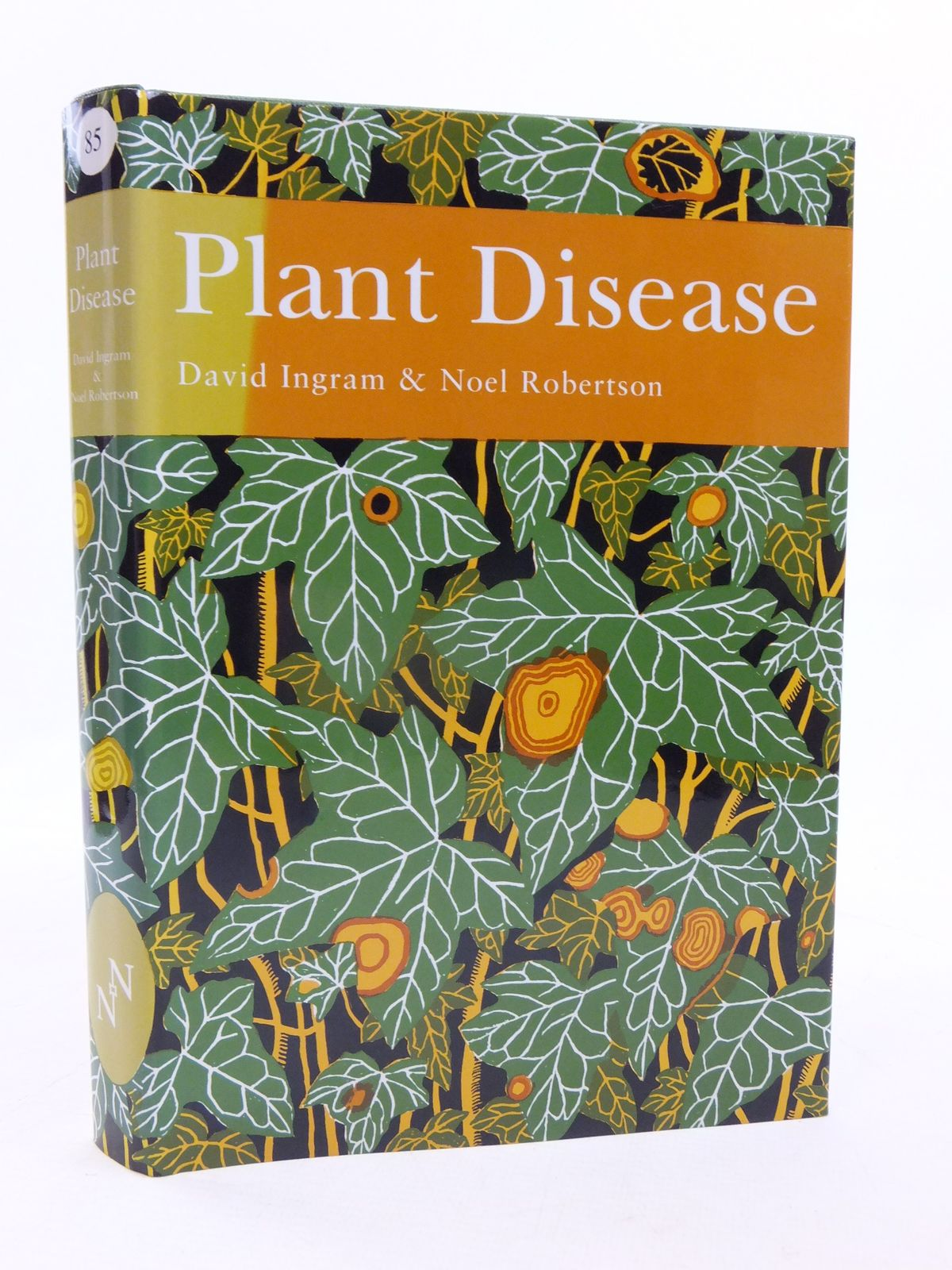 Photo of PLANT DISEASE A NATURAL HISTORY (NN 85)