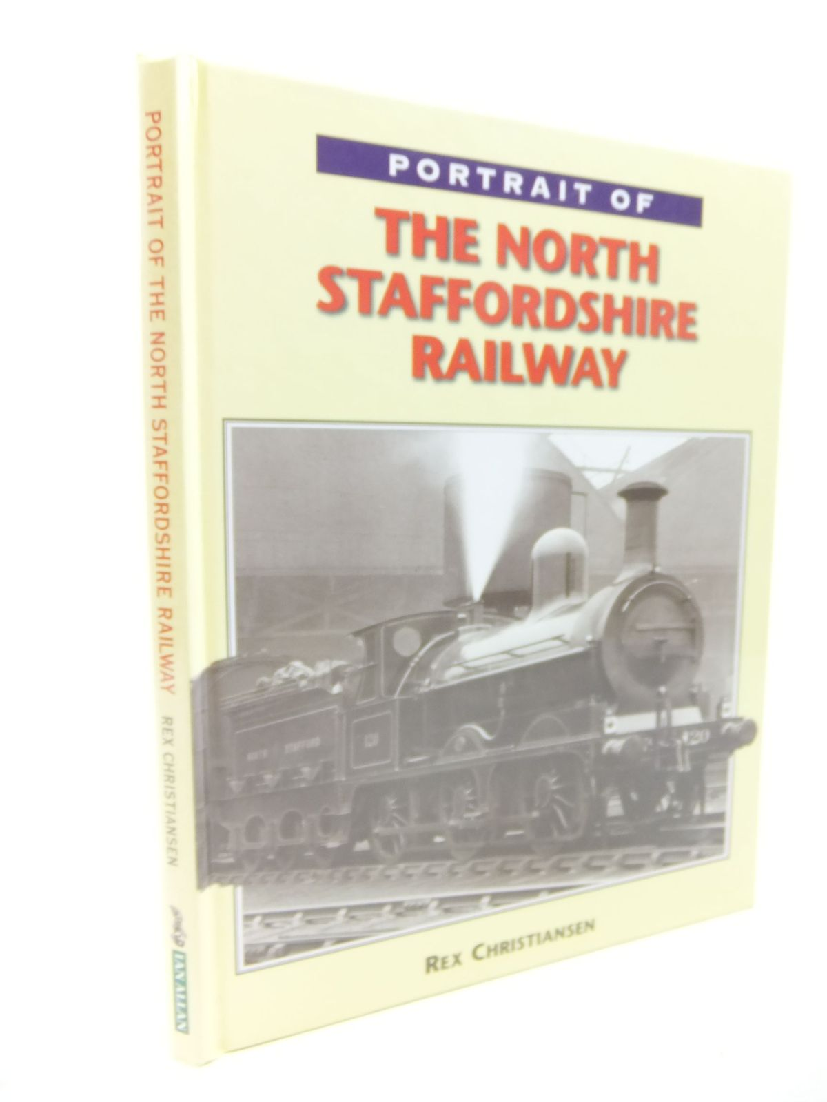 Photo of PORTRAIT OF THE NORTH STAFFORDSHIRE RAILWAY written by Christiansen, Rex published by Ian Allan (STOCK CODE: 2116349)  for sale by Stella & Rose's Books