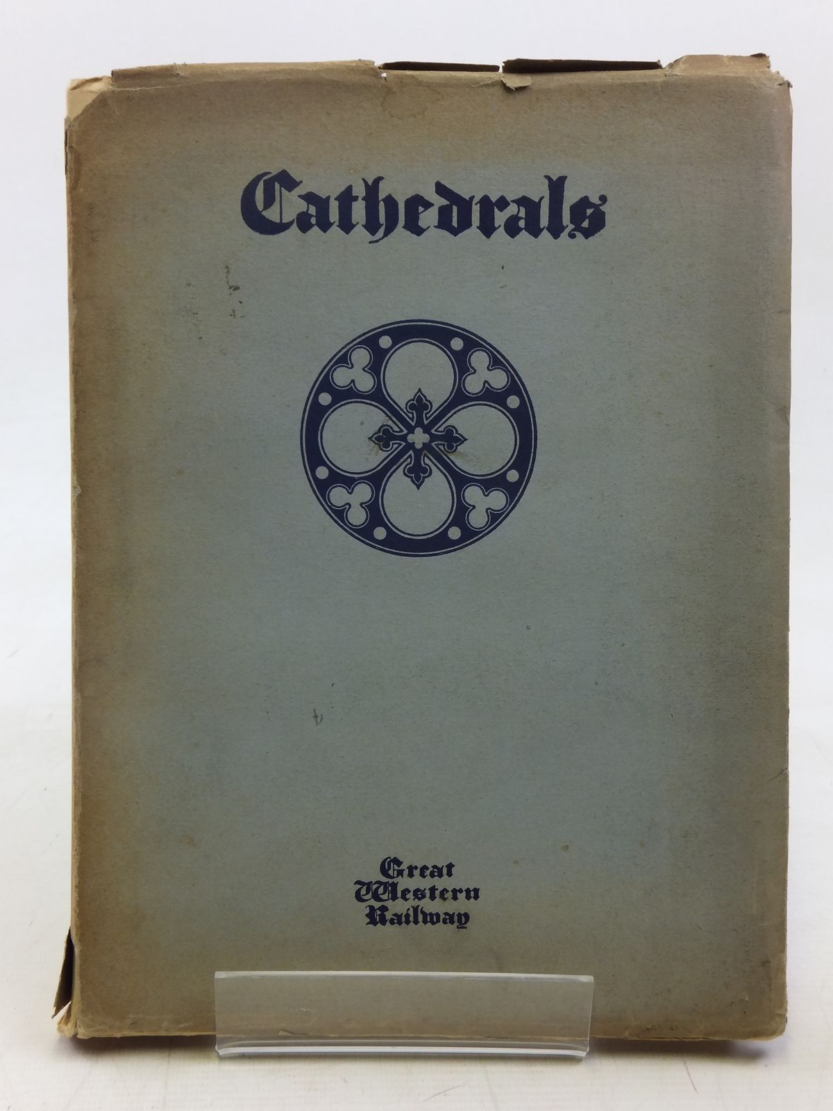 Photo of CATHEDRALS published by Great Western Railway Company (STOCK CODE: 2116479)  for sale by Stella & Rose's Books