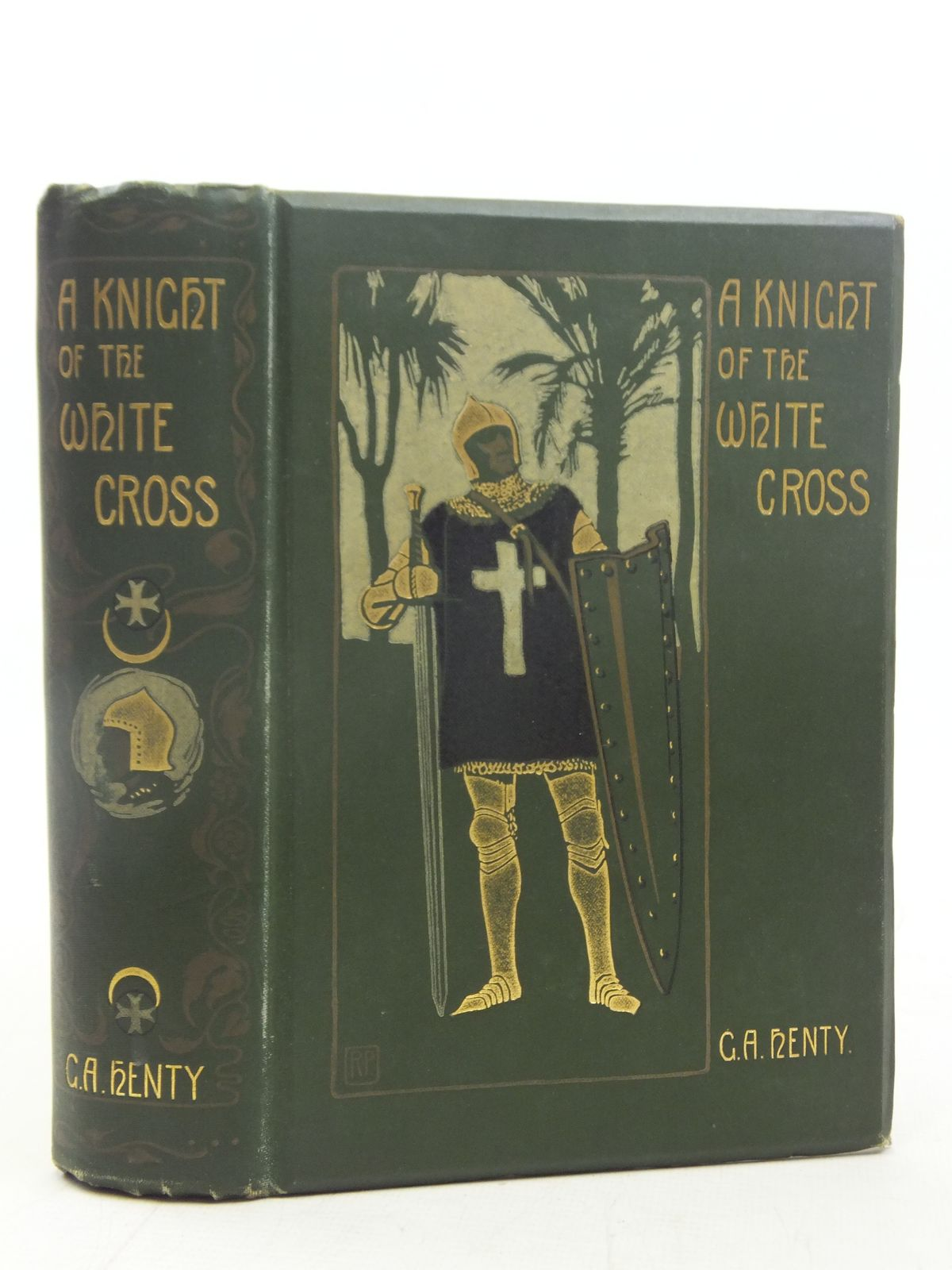 Photo of A KNIGHT OF THE WHITE CROSS