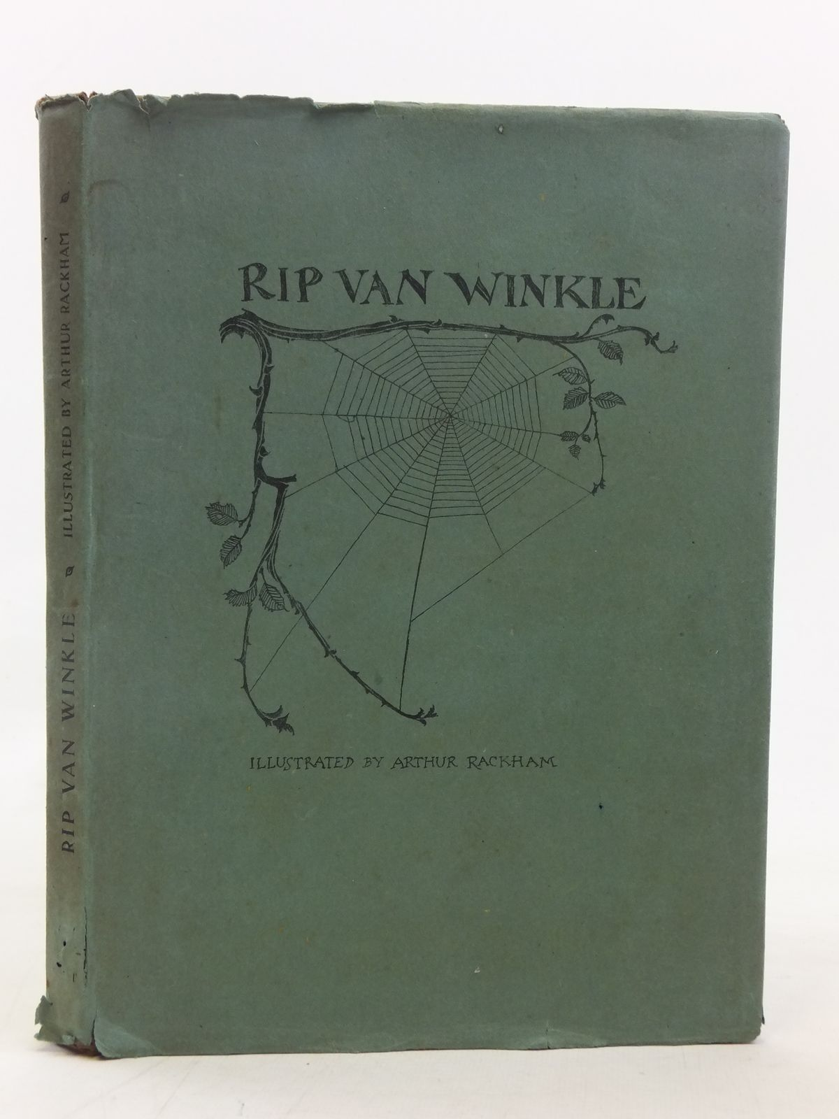 Photo of RIP VAN WINKLE written by Irving, Washington illustrated by Rackham, Arthur published by William Heinemann Ltd. (STOCK CODE: 2116536)  for sale by Stella & Rose's Books