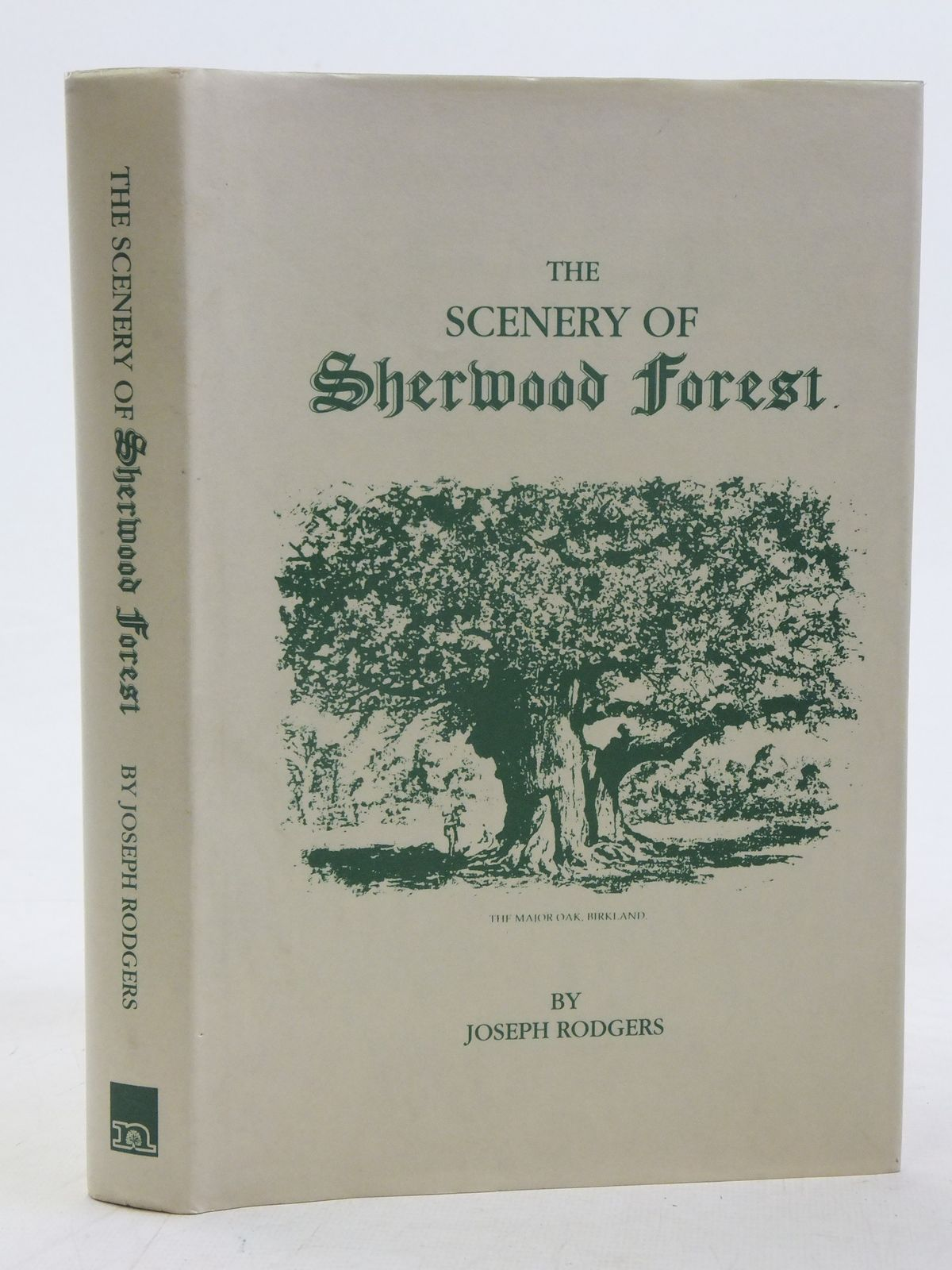 Photo of THE SCENERY OF SHERWOOD FOREST written by Rodgers, Joseph published by Nottinghamshire County Council (STOCK CODE: 2116722)  for sale by Stella & Rose's Books