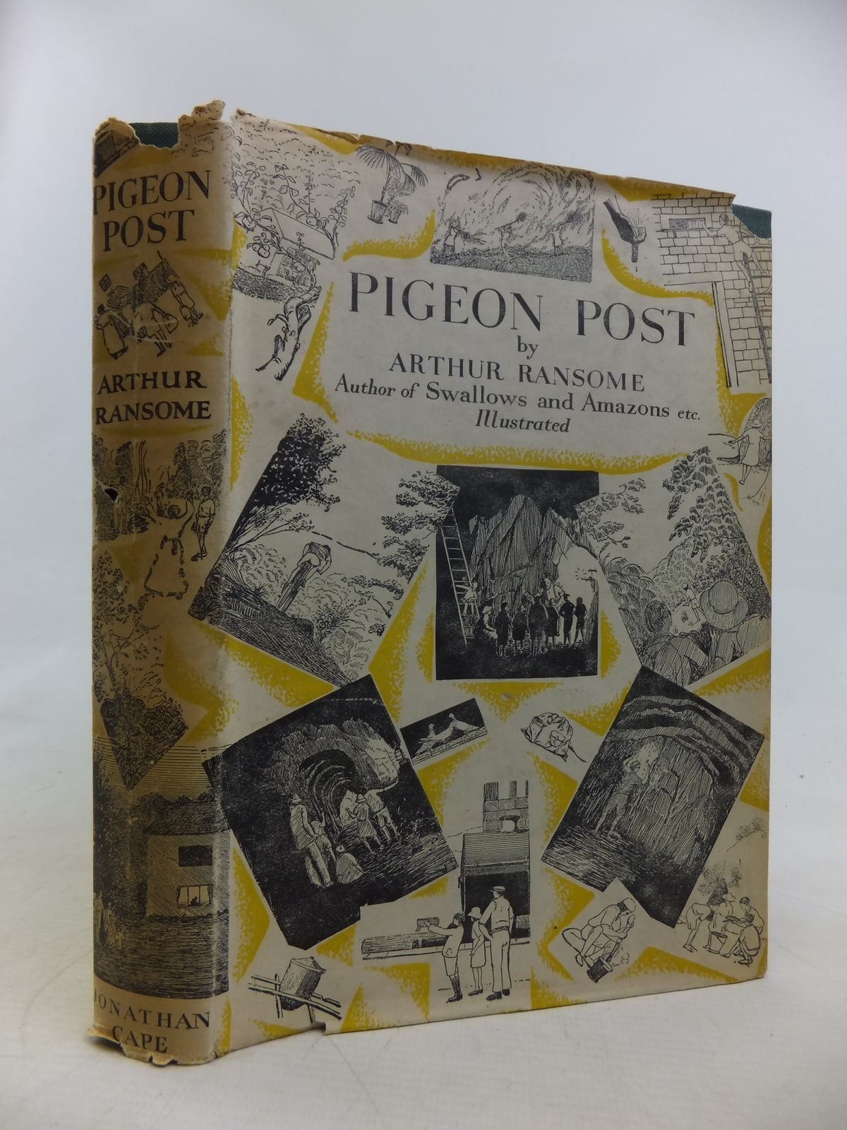 Photo of PIGEON POST