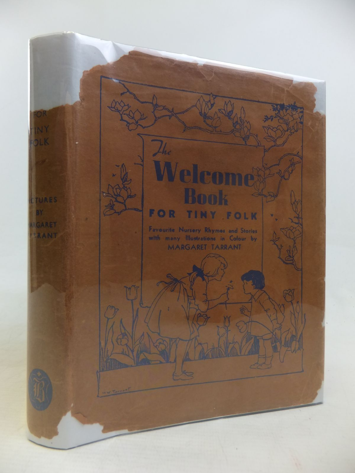Photo of THE WELCOME BOOK FOR TINY FOLK illustrated by Tarrant, Margaret (STOCK CODE: 2116778)  for sale by Stella & Rose's Books