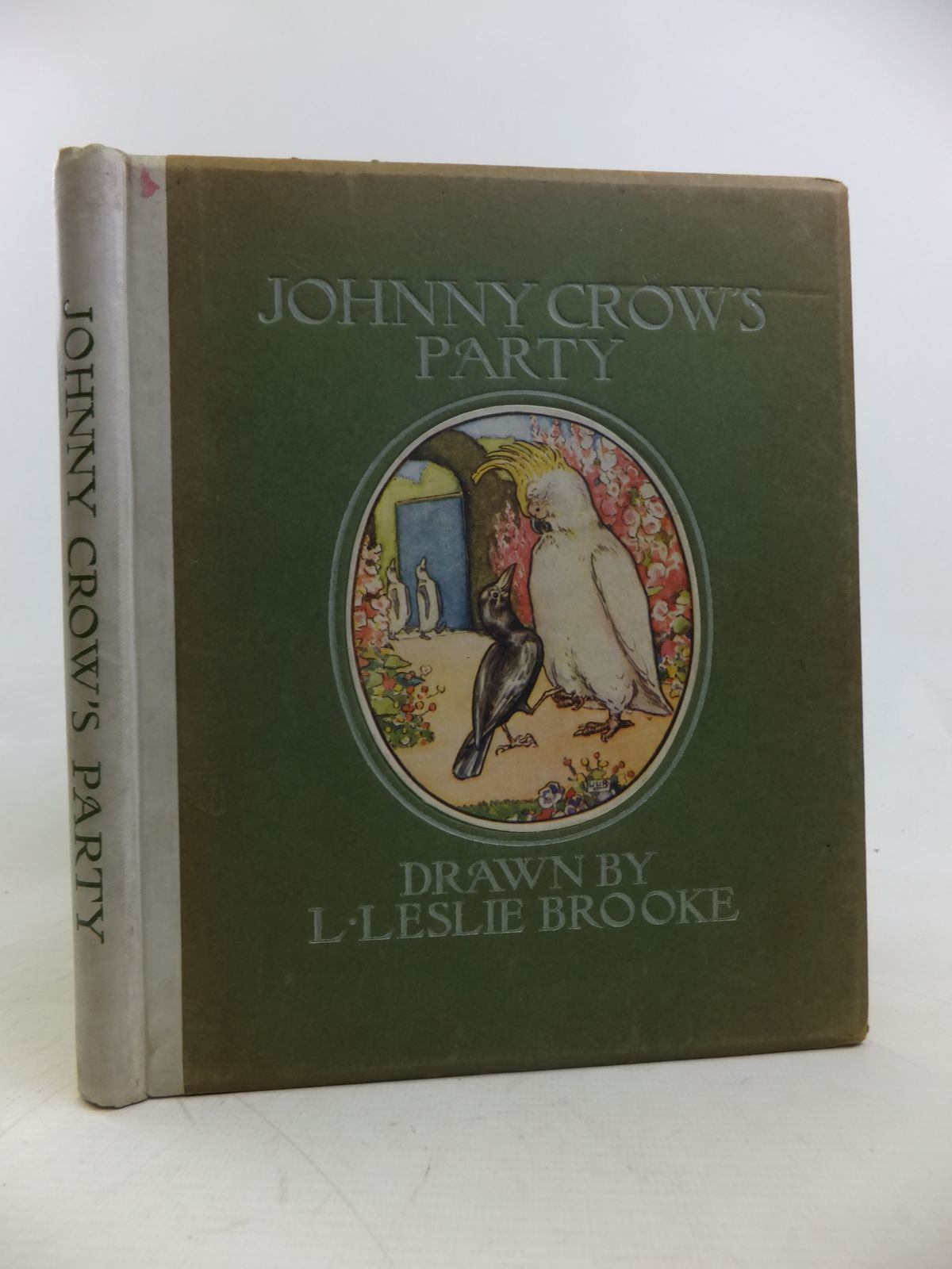 Photo of JOHNNY CROW'S PARTY written by Brooke, L. Leslie illustrated by Brooke, L. Leslie published by Frederick Warne & Co Ltd. (STOCK CODE: 2116785)  for sale by Stella & Rose's Books