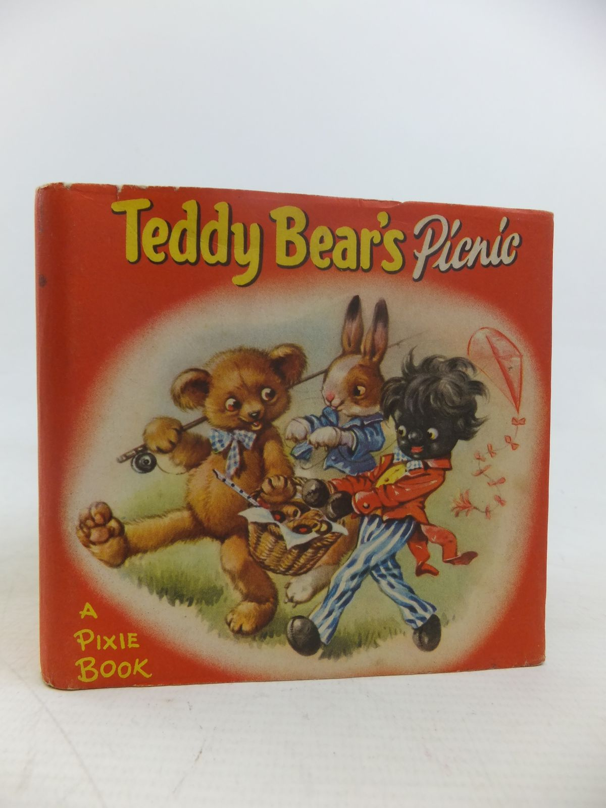 Photo of TEDDY BEAR'S PICNIC illustrated by Kennedy, A.E. published by Collins (STOCK CODE: 2116790)  for sale by Stella & Rose's Books