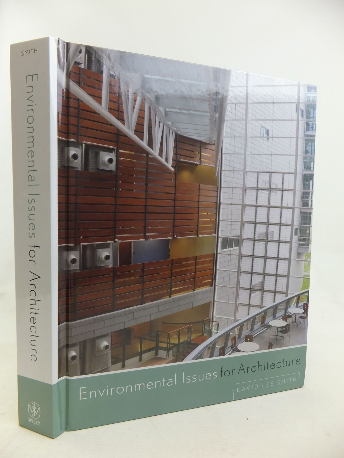 Photo of ENVIRONMENTAL ISSUES FOR ARCHITECTURE written by Smith, David Lee published by John Wiley & Sons (STOCK CODE: 2116812)  for sale by Stella & Rose's Books