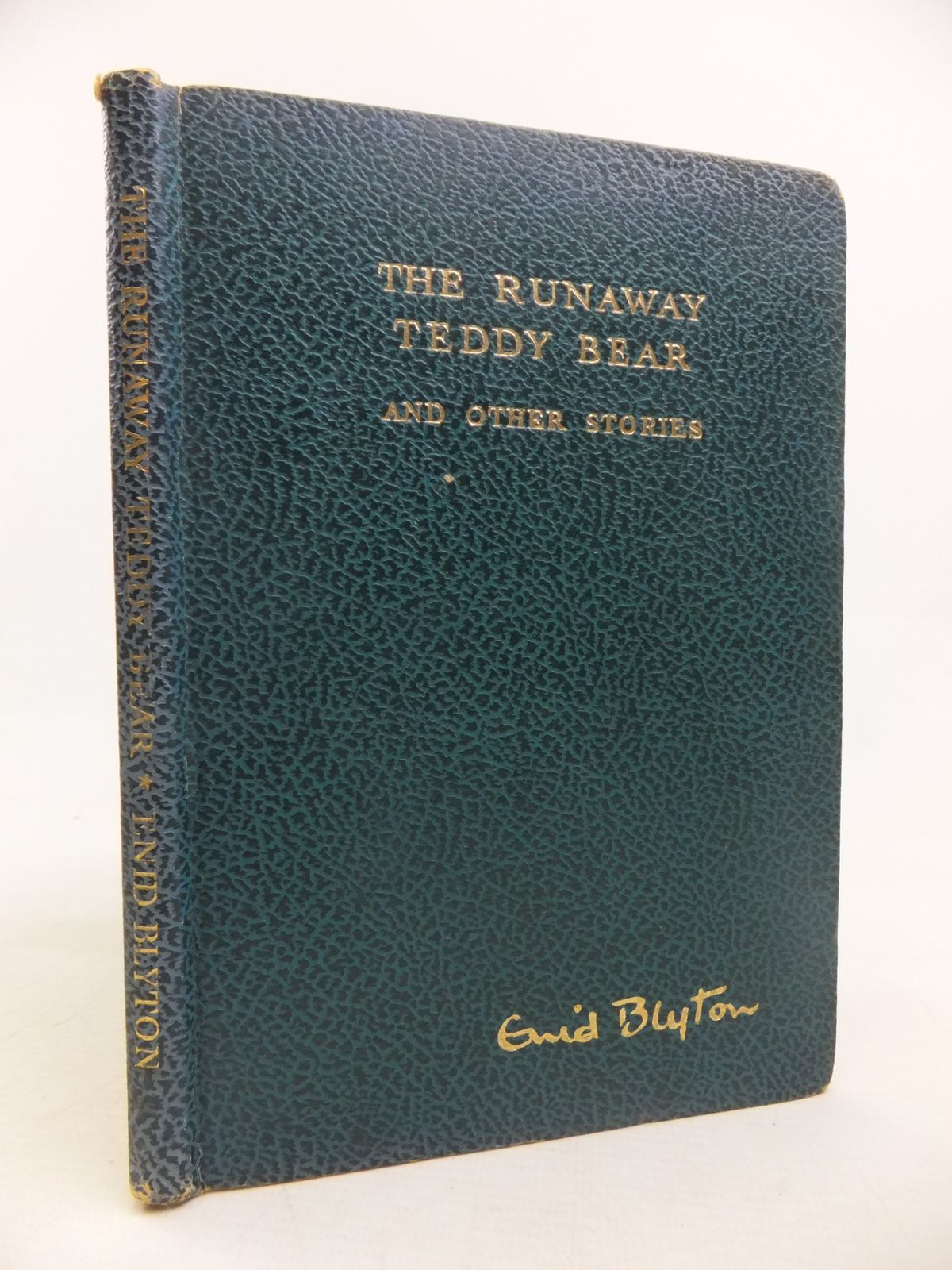 Photo of THE RUNAWAY TEDDY BEAR AND OTHER STORIES