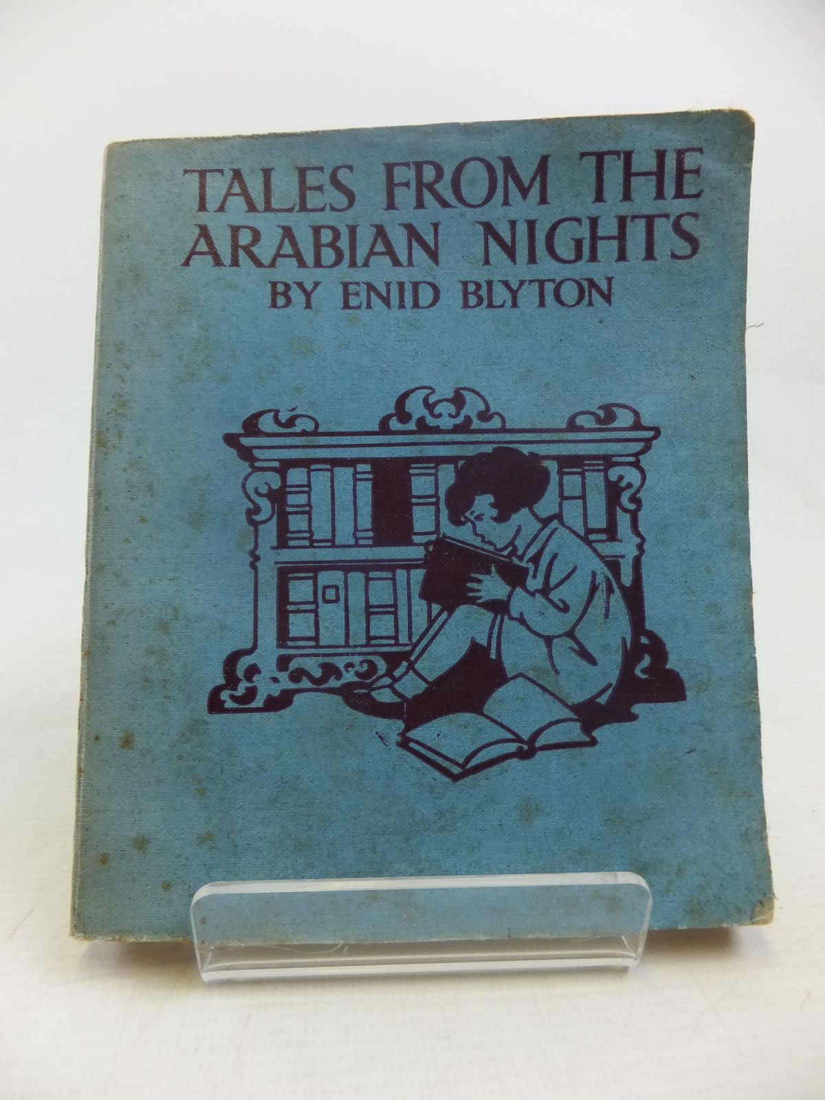 Photo of TALES FROM THE ARABIAN NIGHTS written by Blyton, Enid published by George Newnes Limited (STOCK CODE: 2116892)  for sale by Stella & Rose's Books