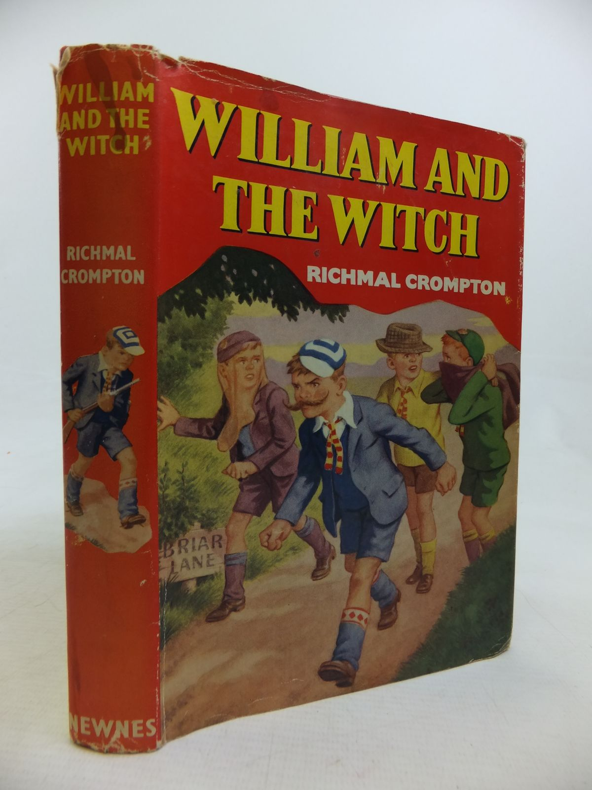 Photo of WILLIAM AND THE WITCH