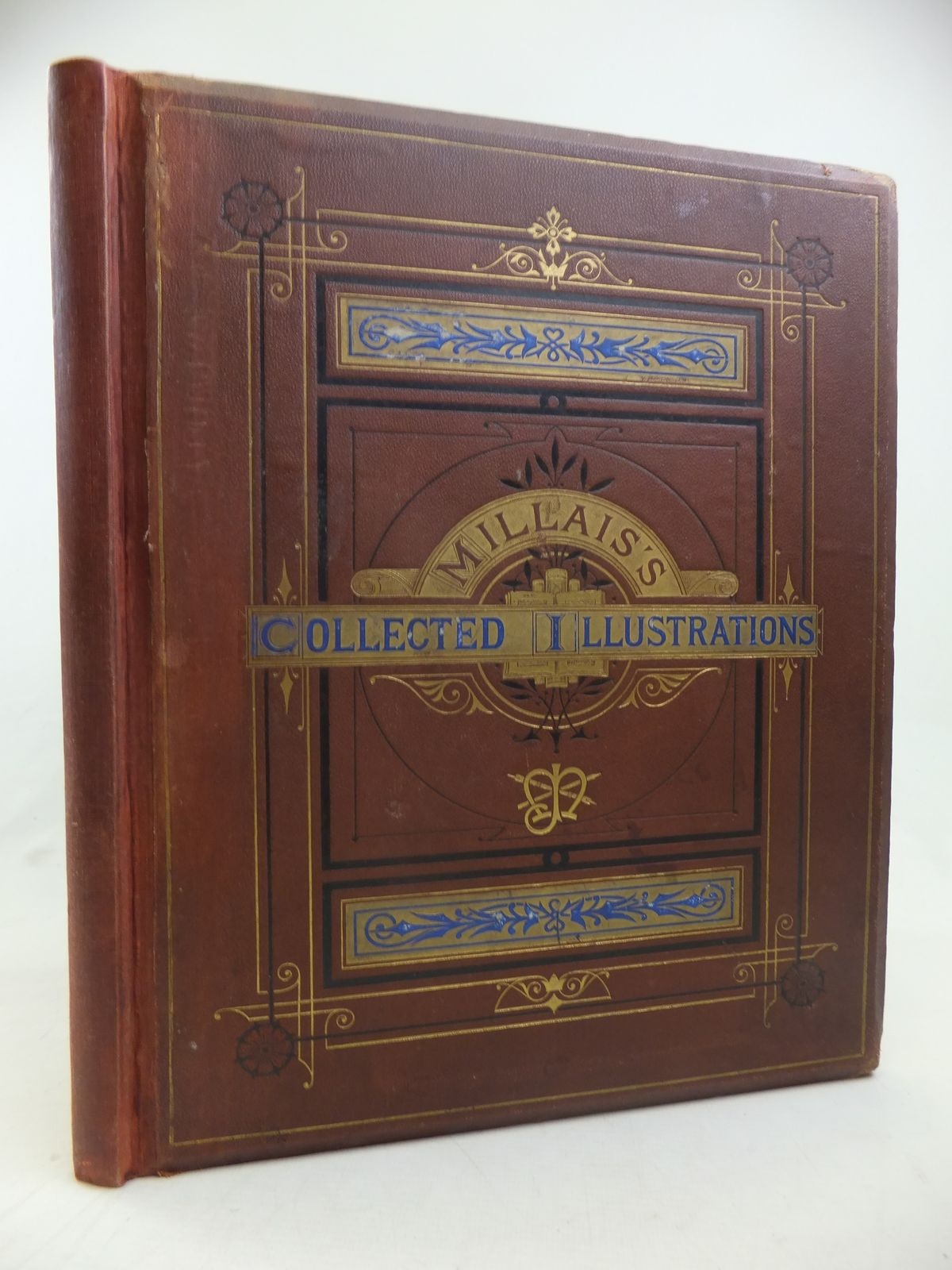 Photo of MILLAIS'S ILLUSTRATIONS A COLLECTION OF DRAWINGS ON WOOD written by Millais, John Everett illustrated by Millais, J.E. published by Alexander Strahan (STOCK CODE: 2116972)  for sale by Stella & Rose's Books