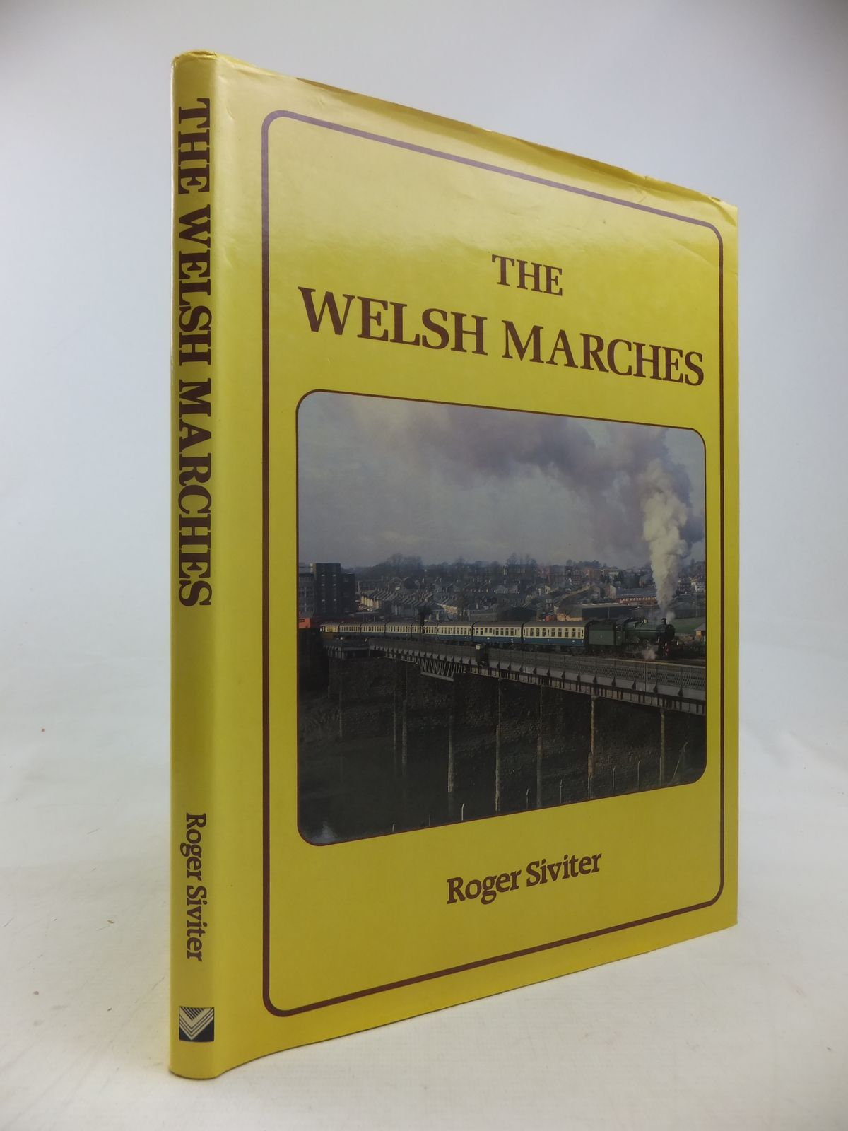 Photo of THE WELSH MARCHES written by Siviter, Roger published by Baton Transport (STOCK CODE: 2117021)  for sale by Stella & Rose's Books
