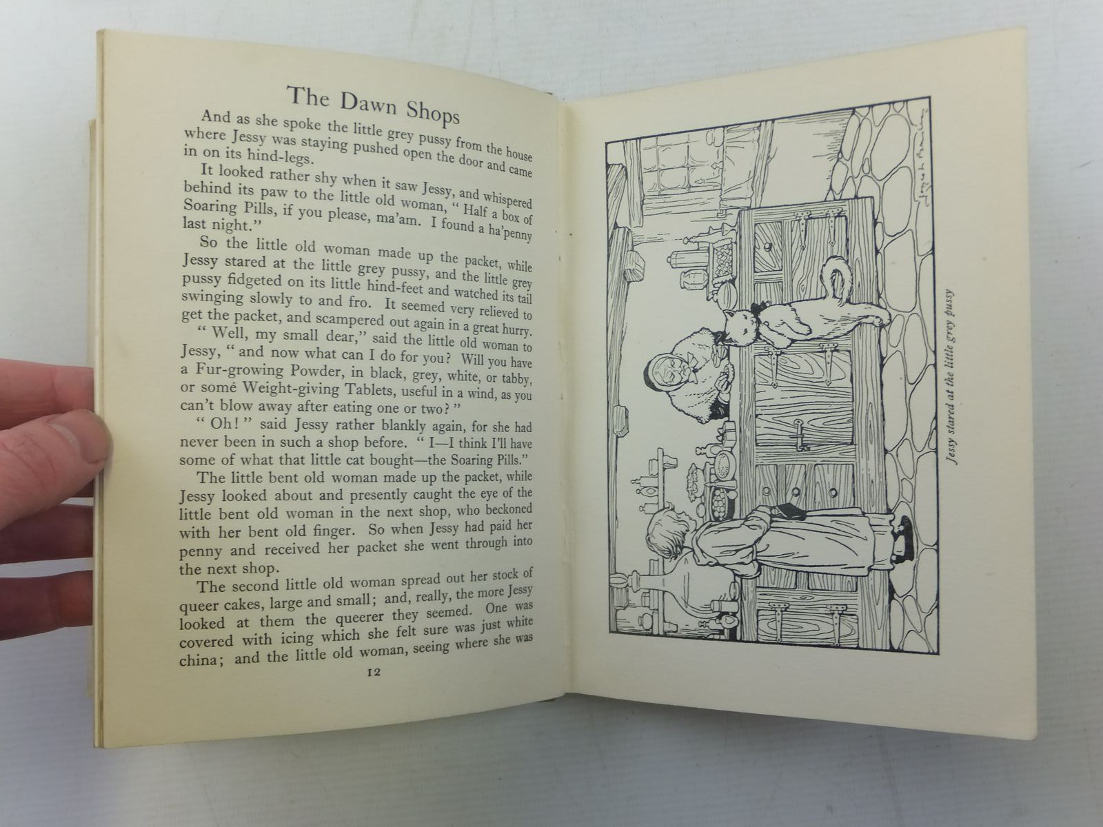 Photo of THE DAWN SHOPS AND OTHER STORIES written by Brisley, Joyce Lankester illustrated by Brisley, Joyce Lankester published by George G. Harrap & Co. Ltd. (STOCK CODE: 2117107)  for sale by Stella & Rose's Books