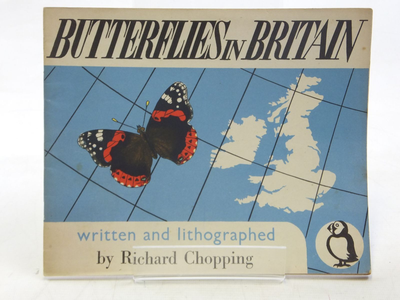 Photo of BUTTERFLIES IN BRITAIN