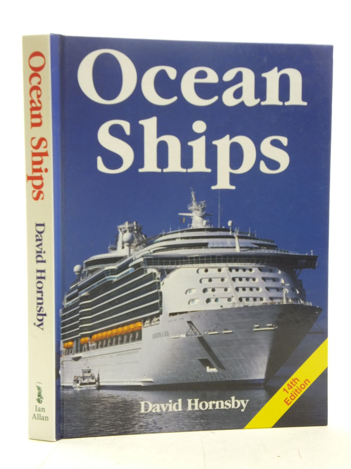 Photo of OCEAN SHIPS written by Hornsby, David published by Ian Allan (STOCK CODE: 2117248)  for sale by Stella & Rose's Books
