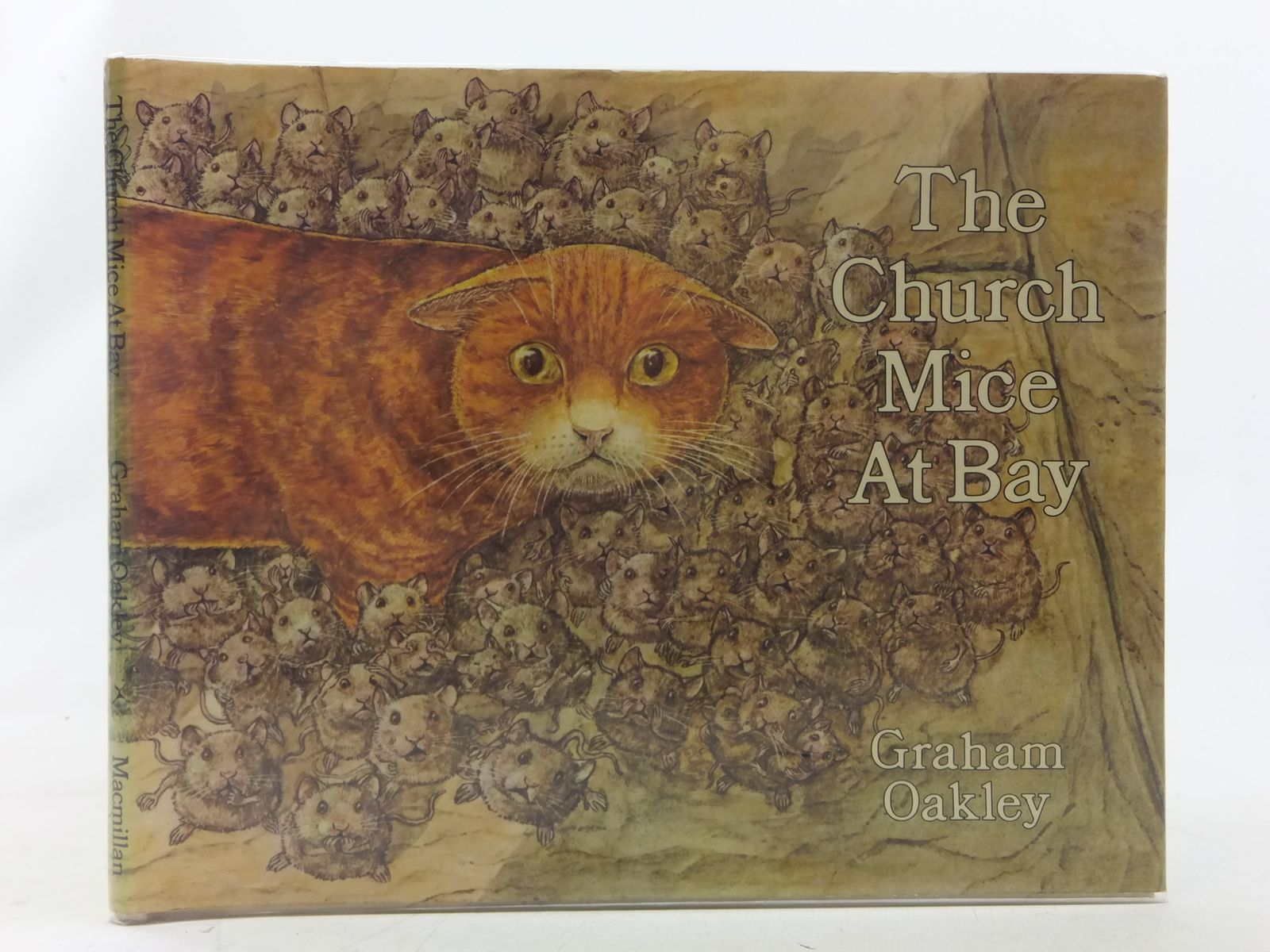 Photo of THE CHURCH MICE AT BAY written by Oakley, Graham illustrated by Oakley, Graham published by MacMillan (STOCK CODE: 2117252)  for sale by Stella & Rose's Books