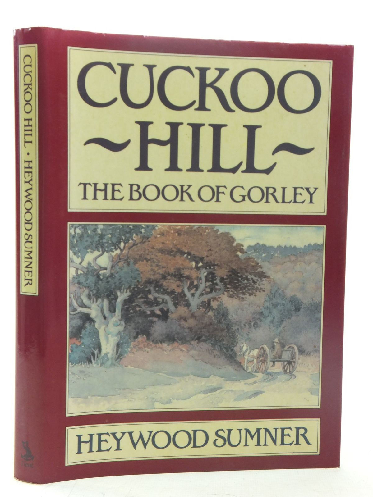 Photo of CUCKOO HILL written by Sumner, Heywood illustrated by Sumner, Heywood published by J.M. Dent & Sons Ltd. (STOCK CODE: 2117283)  for sale by Stella & Rose's Books