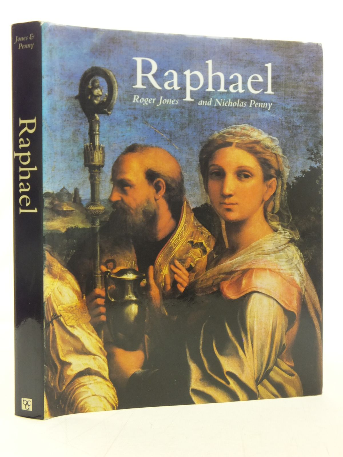 Photo of RAPHAEL written by Jones, Roger<br />Penny, Nicholas illustrated by Raphael, published by Book Club Associates (STOCK CODE: 2117317)  for sale by Stella & Rose's Books