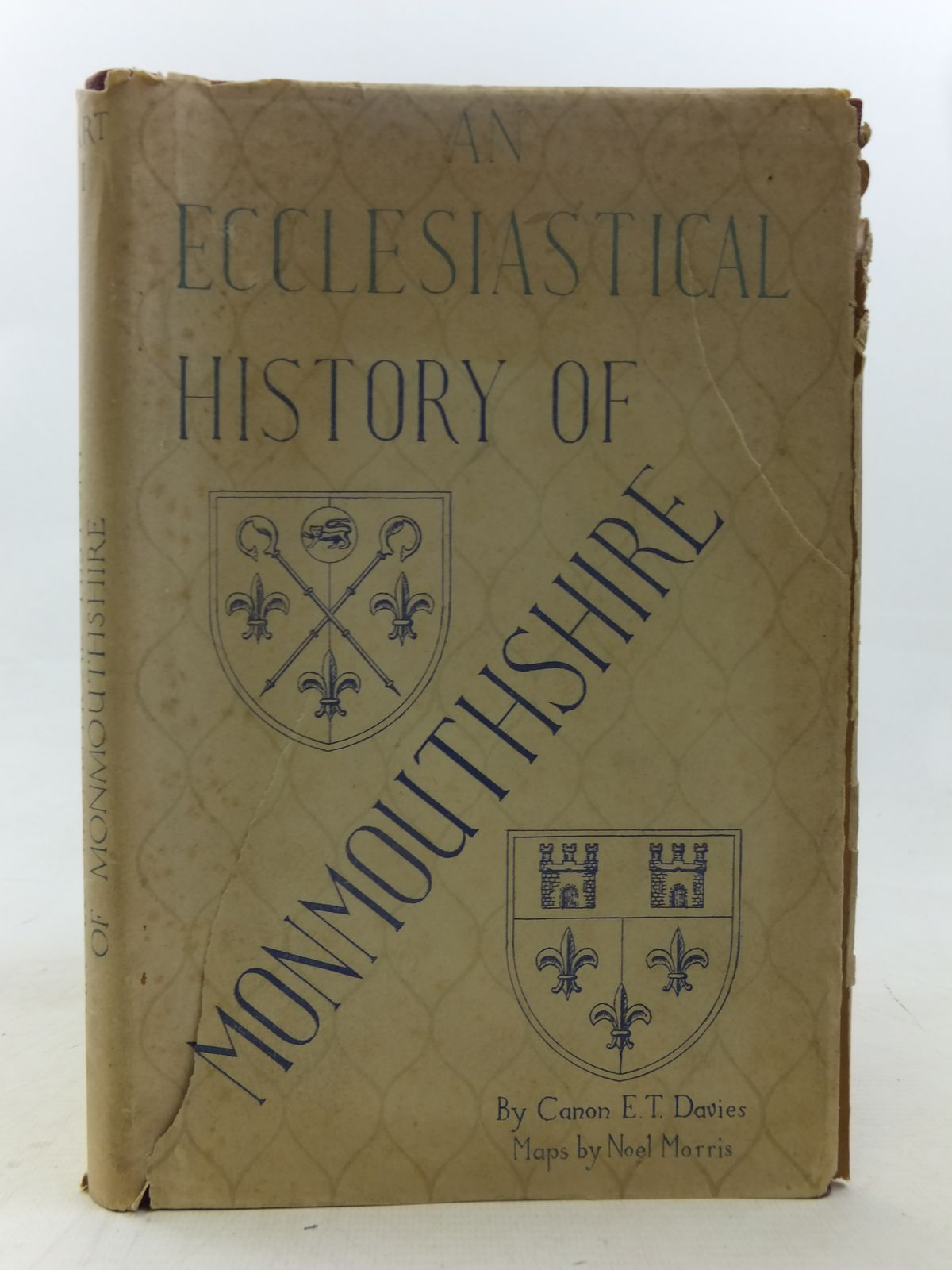 Photo of AN ECCLESIASTICAL HISTORY OF MONMOUTHSHIRE PART I written by Davies, E. Tegla published by Starsons (STOCK CODE: 2117368)  for sale by Stella & Rose's Books