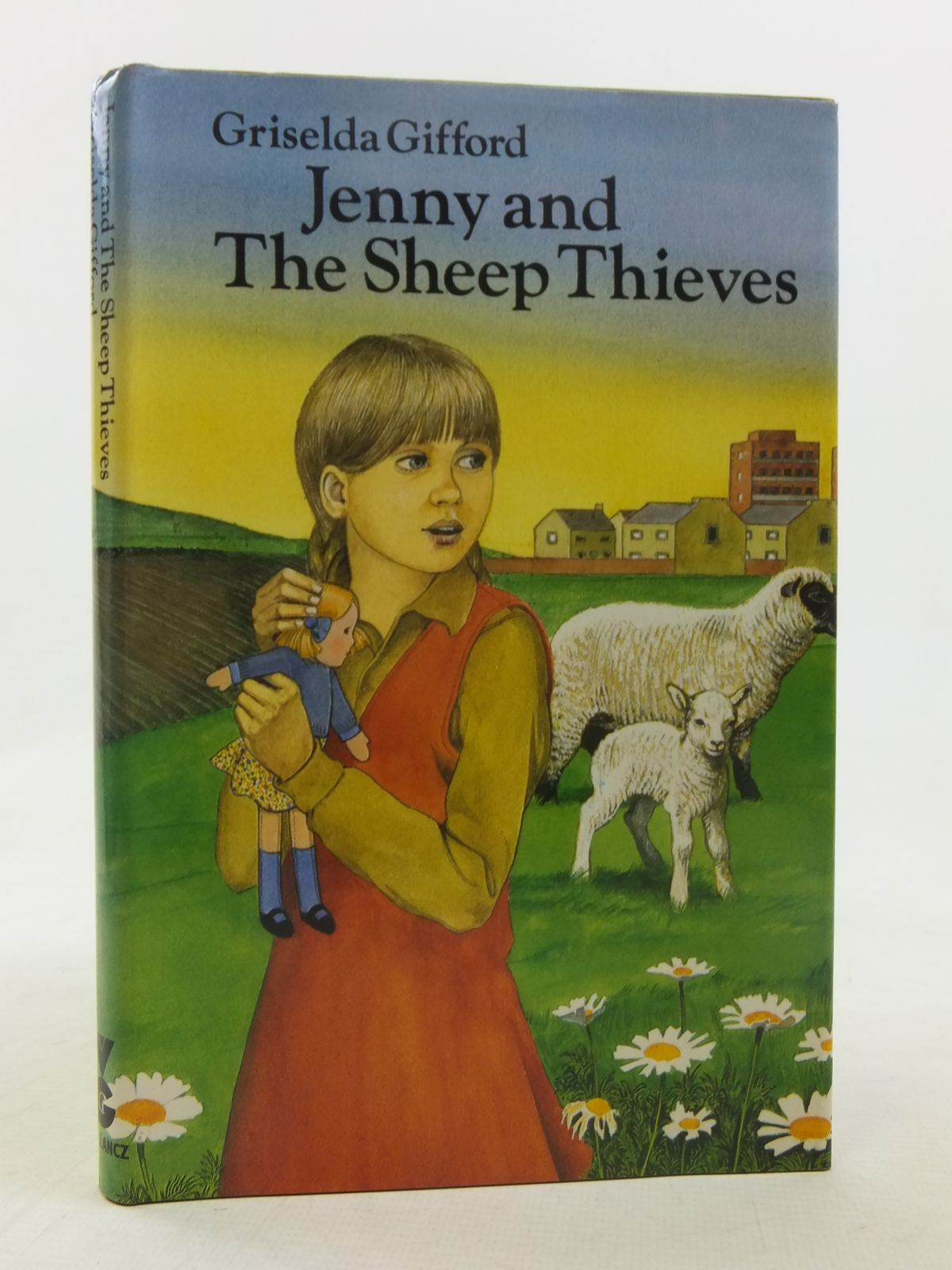 Photo of JENNY AND THE SHEEP THIEVES written by Gifford, Griselda illustrated by Lawson, Carol published by Victor Gollancz Ltd. (STOCK CODE: 2117683)  for sale by Stella & Rose's Books