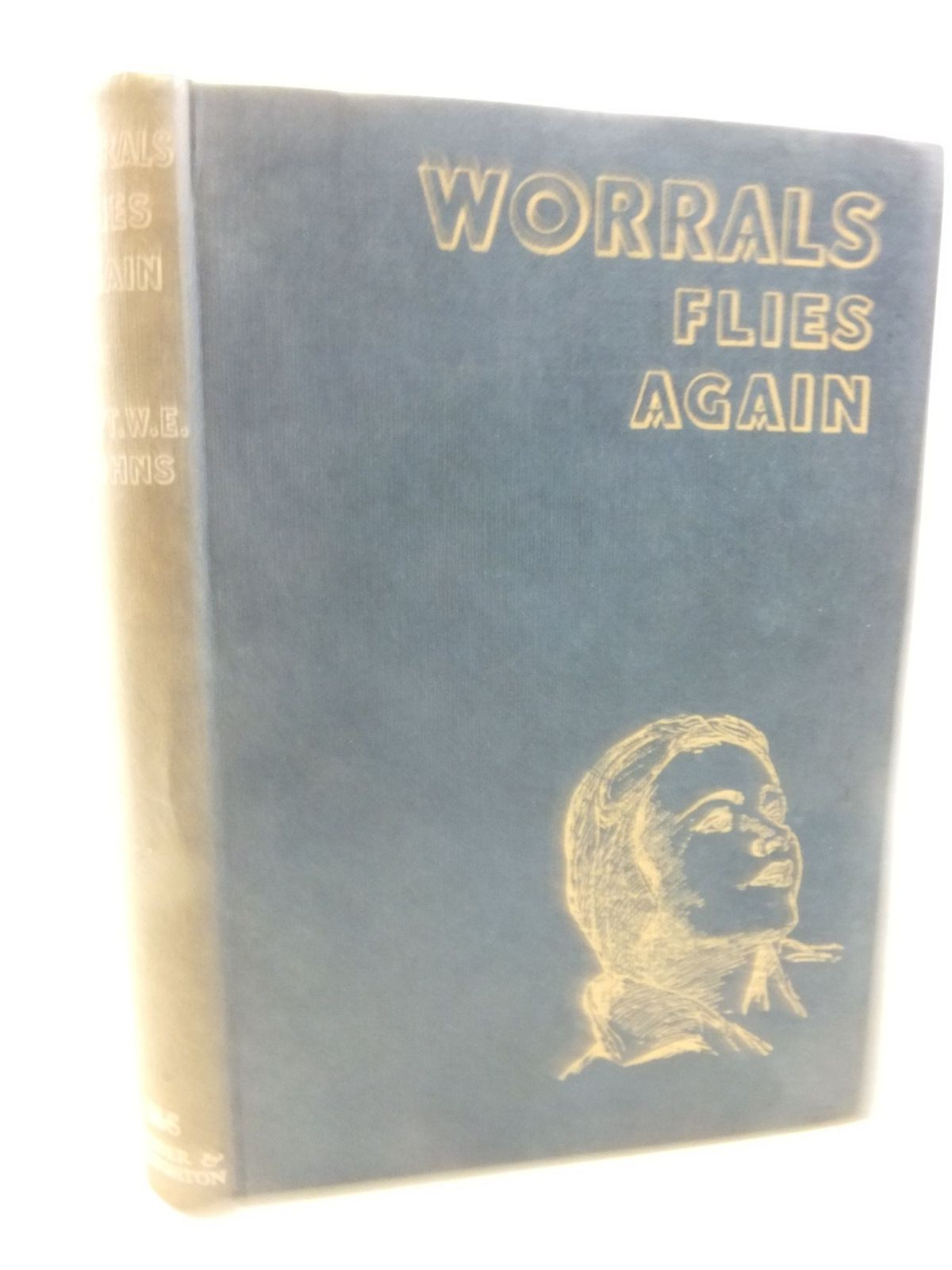 Photo of WORRALS FLIES AGAIN written by Johns, W.E. published by Hodder & Stoughton (STOCK CODE: 2117853)  for sale by Stella & Rose's Books