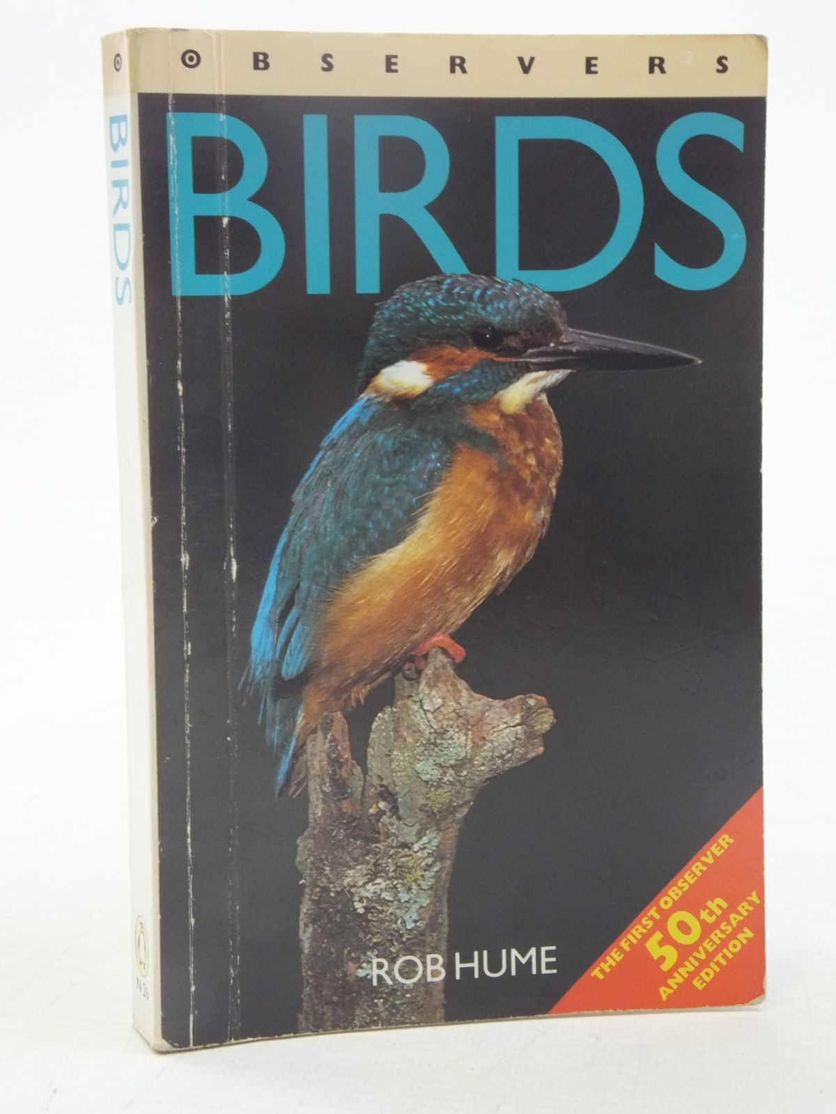 Photo of OBSERVERS BIRDS written by Hume, Rob published by Frederick Warne (STOCK CODE: 2118120)  for sale by Stella & Rose's Books