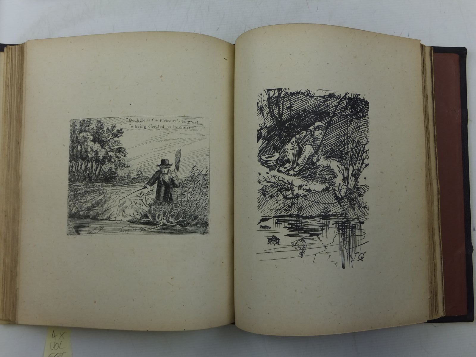 Photo of THE COMPLEATEST ANGLING BOOKE THAT EUER WAS WRIT written by Crawhall, Joseph (STOCK CODE: 2118325)  for sale by Stella & Rose's Books