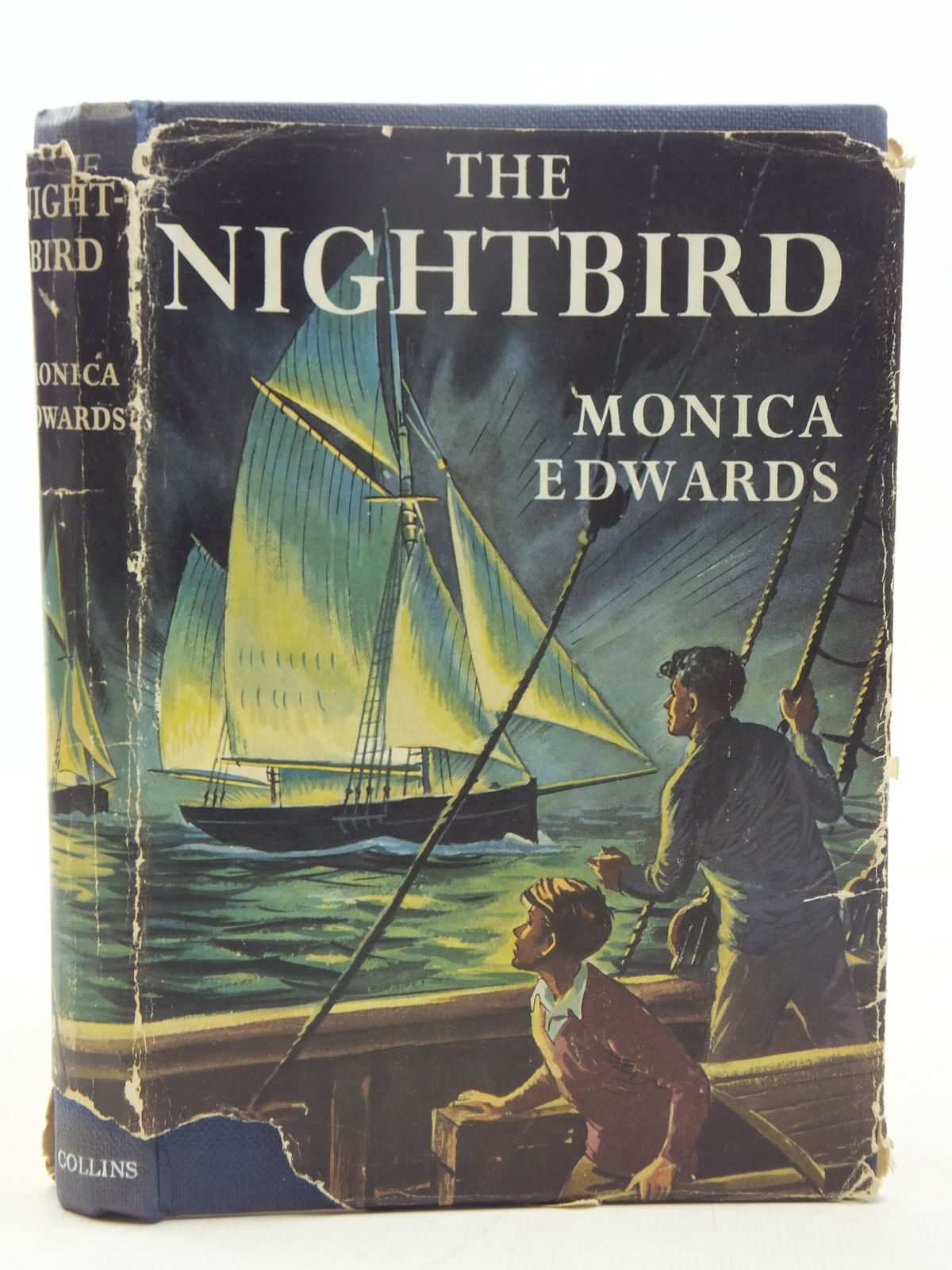 Photo of THE NIGHTBIRD written by Edwards, Monica illustrated by Whittam, Geoffrey published by Collins (STOCK CODE: 2118383)  for sale by Stella & Rose's Books