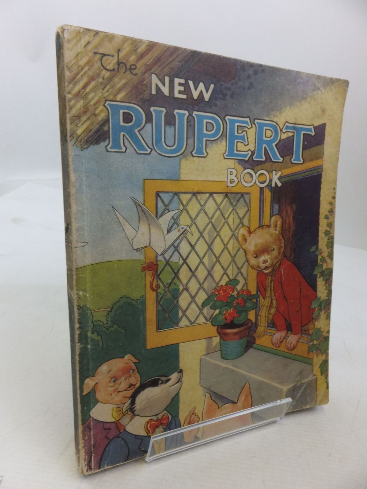 Photo of RUPERT ANNUAL 1946 - THE NEW RUPERT BOOK