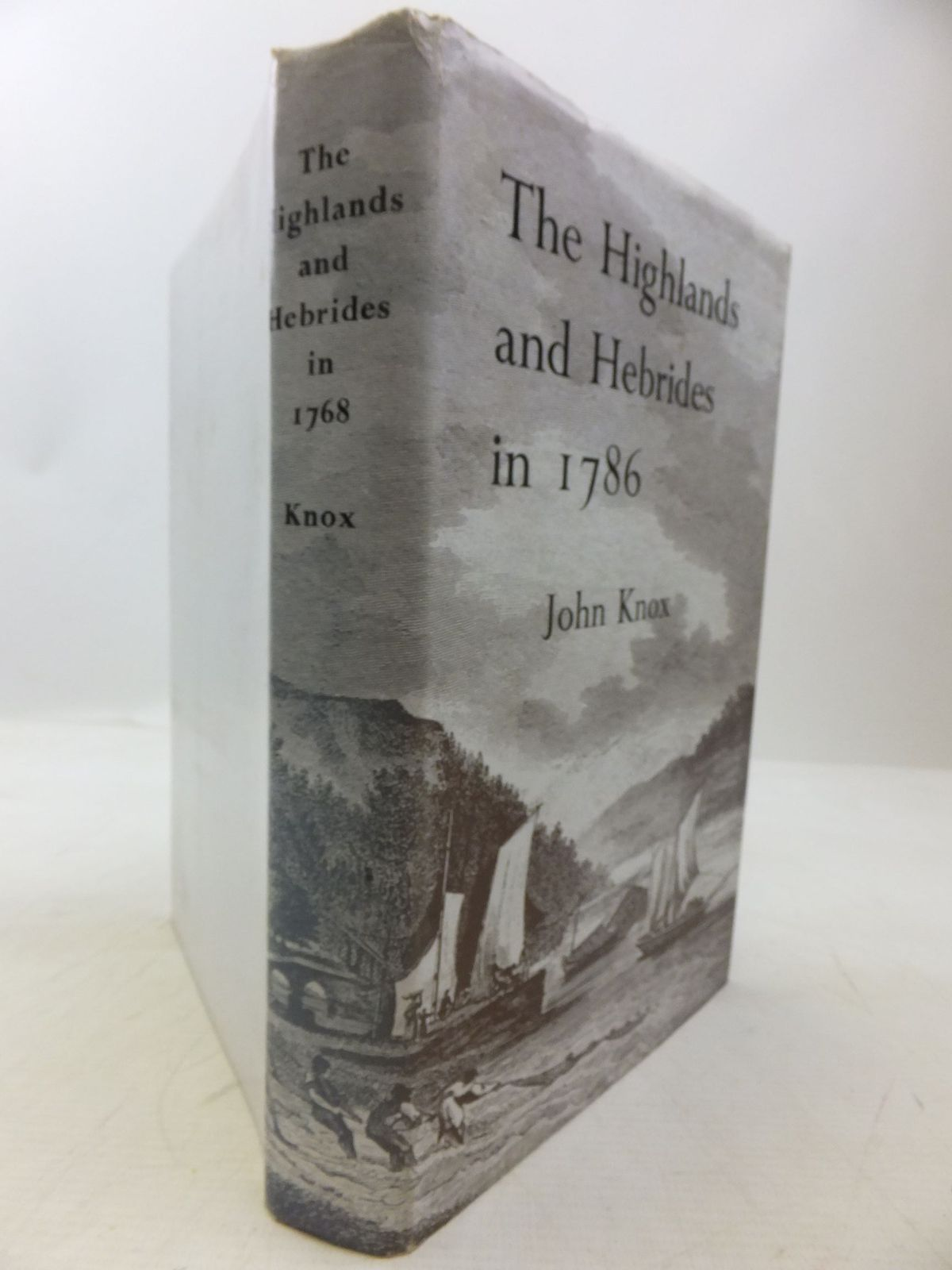 Photo of A TOUR THROUGH THE HIGHLANDS OF SCOTLAND AND THE HEBRIDE ISLES IN 1786 written by Knox, John published by James Thin (STOCK CODE: 2118491)  for sale by Stella & Rose's Books