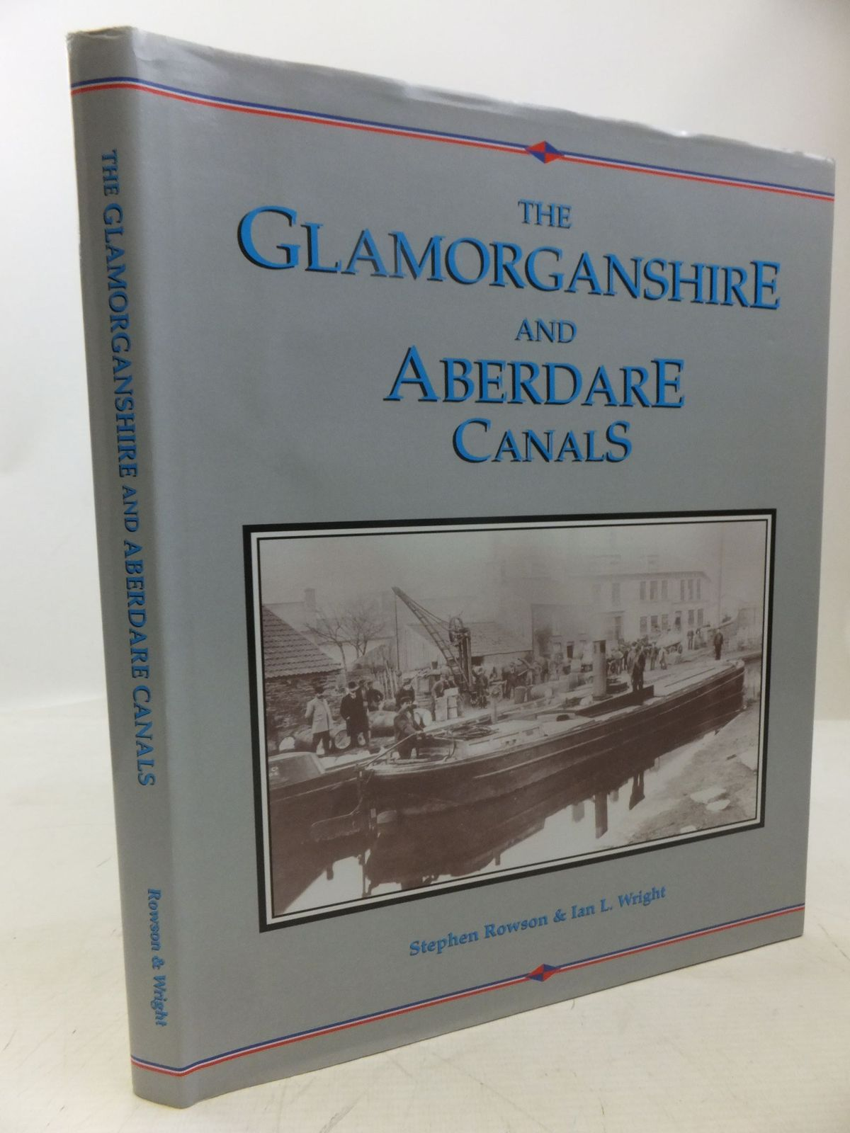 Photo of THE GLAMORGANSHIRE AND ABERDARE CANALS TWO WELSH WATERWAYS AND THEIR INDUSTRIES VOLUME 1 written by Rowson, Stephen<br />Wright, Ian L. published by Black Dwarf Publications (STOCK CODE: 2118497)  for sale by Stella & Rose's Books