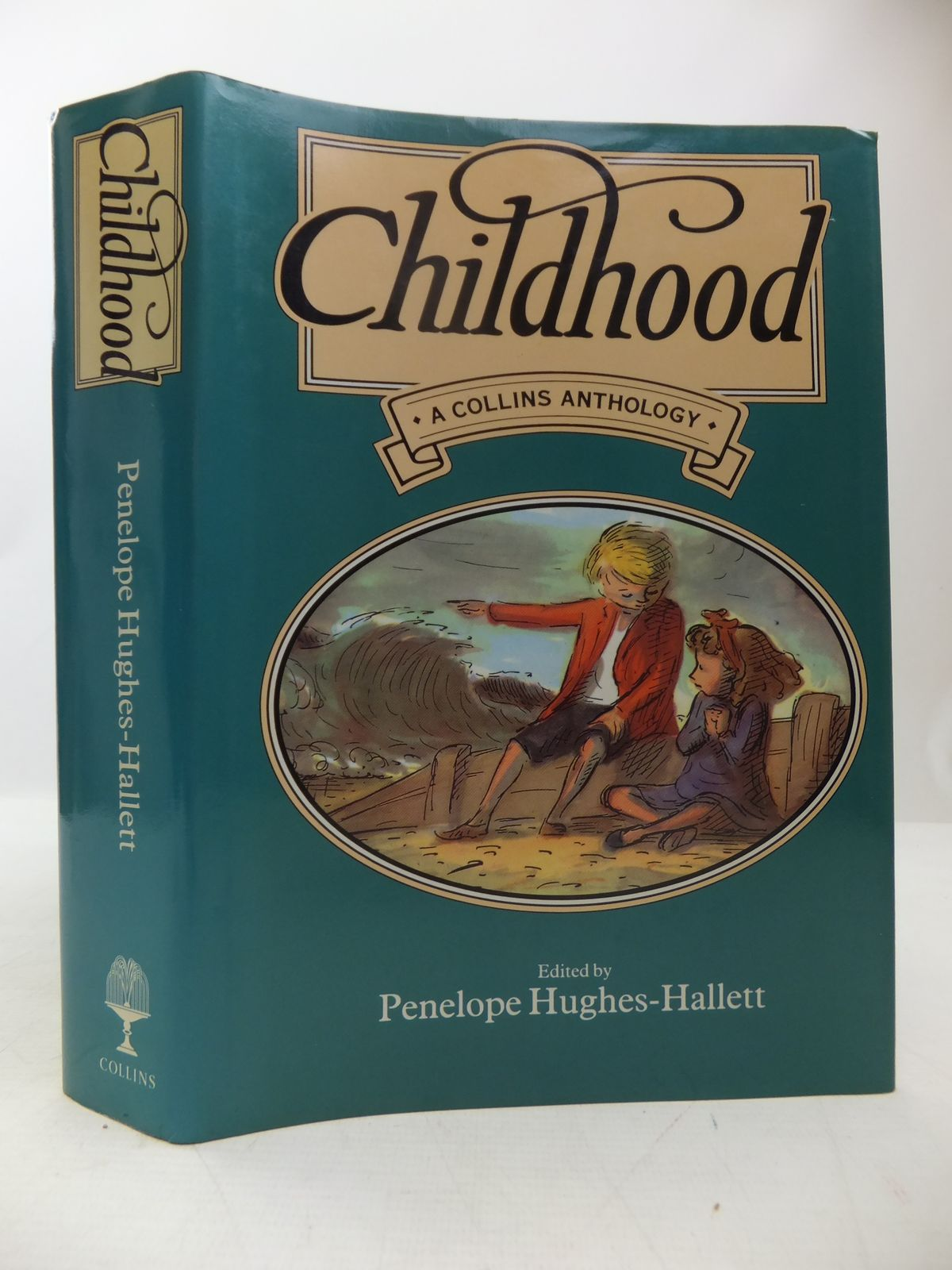 Photo of CHILDHOOD A COLLINS ANTHOLOGY written by Hughes-Hallett, Penelope<br />et al, published by Collins (STOCK CODE: 2118548)  for sale by Stella & Rose's Books