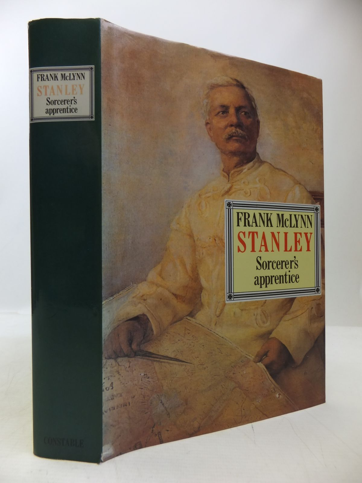 Photo of STANLEY: SORCERER'S APPRENTICE written by McLynn, Frank published by Constable (STOCK CODE: 2118550)  for sale by Stella & Rose's Books
