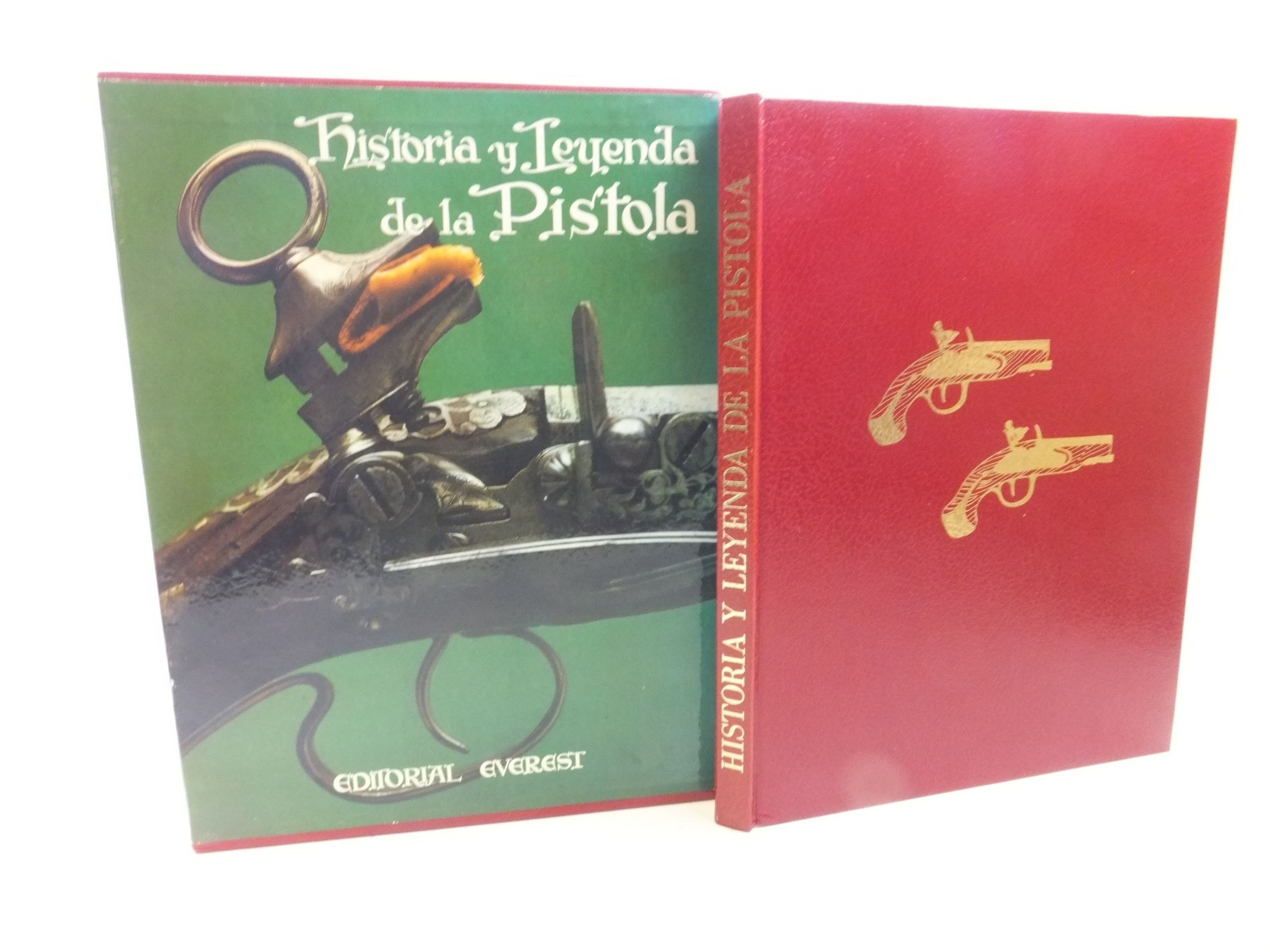 Photo of HISTORIA Y LEYENDA DE LA PISTOLA written by Echevarria, Jose Miguel published by Editorial Everest (STOCK CODE: 2118556)  for sale by Stella & Rose's Books