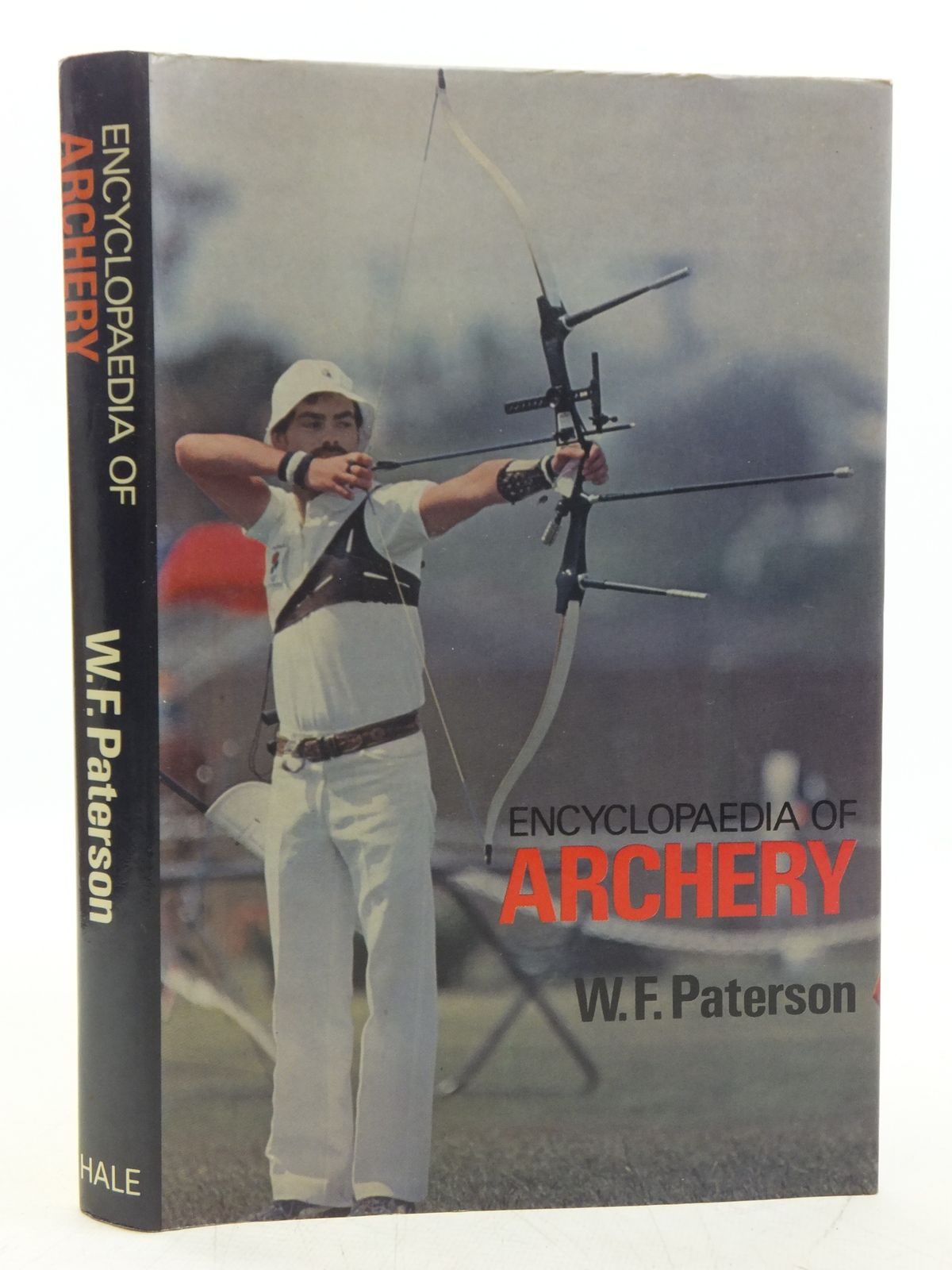 Photo of ENCYCLOPAEDIA OF ARCHERY written by Paterson, W.F. published by Robert Hale (STOCK CODE: 2118724)  for sale by Stella & Rose's Books