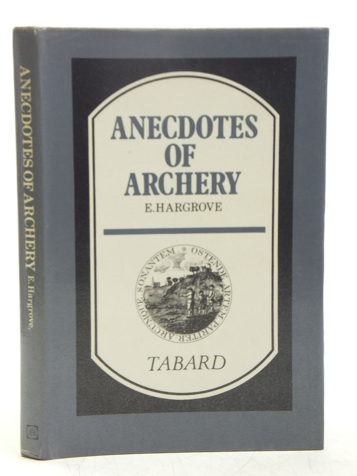 Photo of ANECDOTES OF ARCHERY written by Hargrove, H published by Tabard Press (STOCK CODE: 2118741)  for sale by Stella & Rose's Books