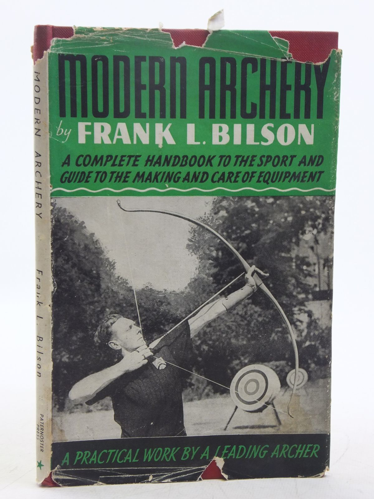 Photo of MODERN ARCHERY written by Bilson, Frank L. published by The Paternoster Press Ltd. (STOCK CODE: 2118752)  for sale by Stella & Rose's Books