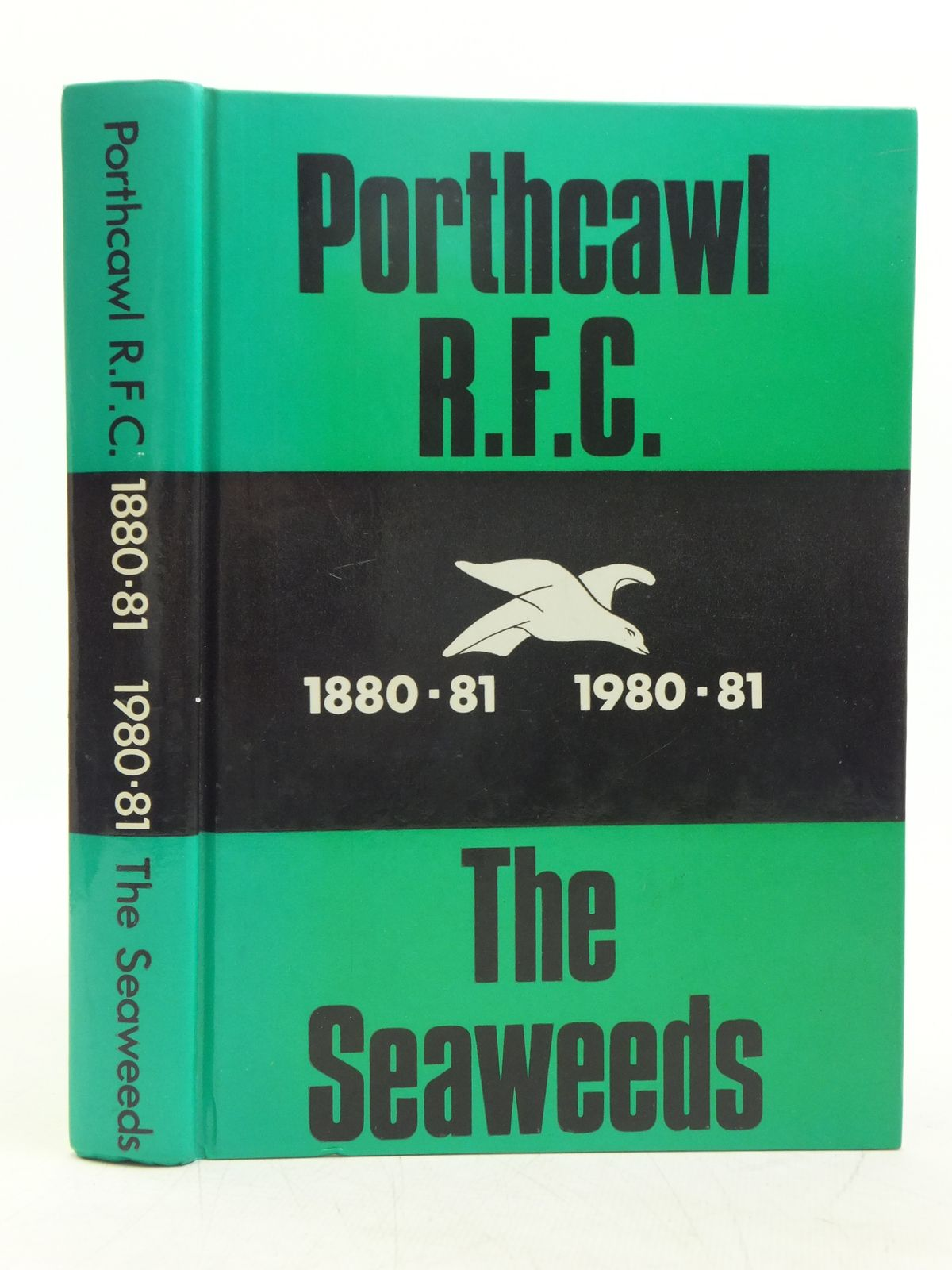 Photo of PORTHCAWL R.F.C. written by Williams, Alun published by Picton Press (STOCK CODE: 2118976)  for sale by Stella & Rose's Books