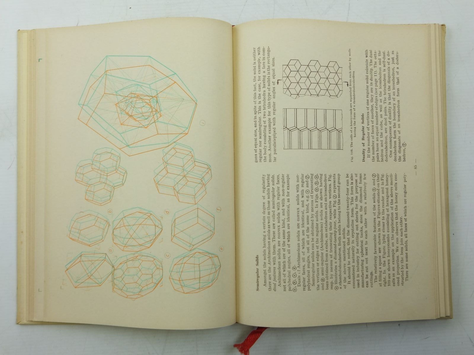 DESCRIPTIVE GEOMETRY WITH THREE-DIMENSIONAL FIGURES written
